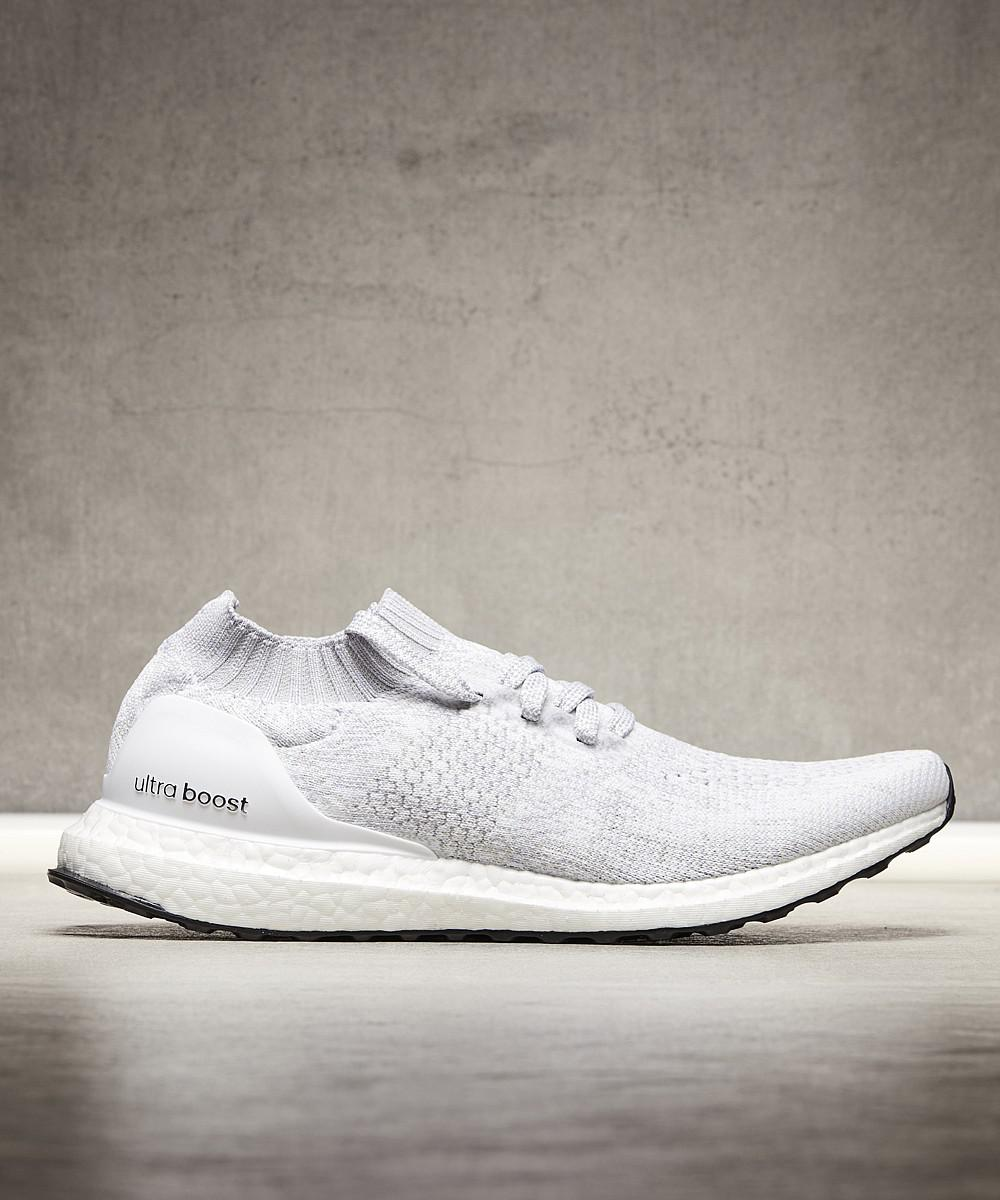 competitive price a3e08 4f86a adidas. Mens White Ultra Boost Uncaged Trainer