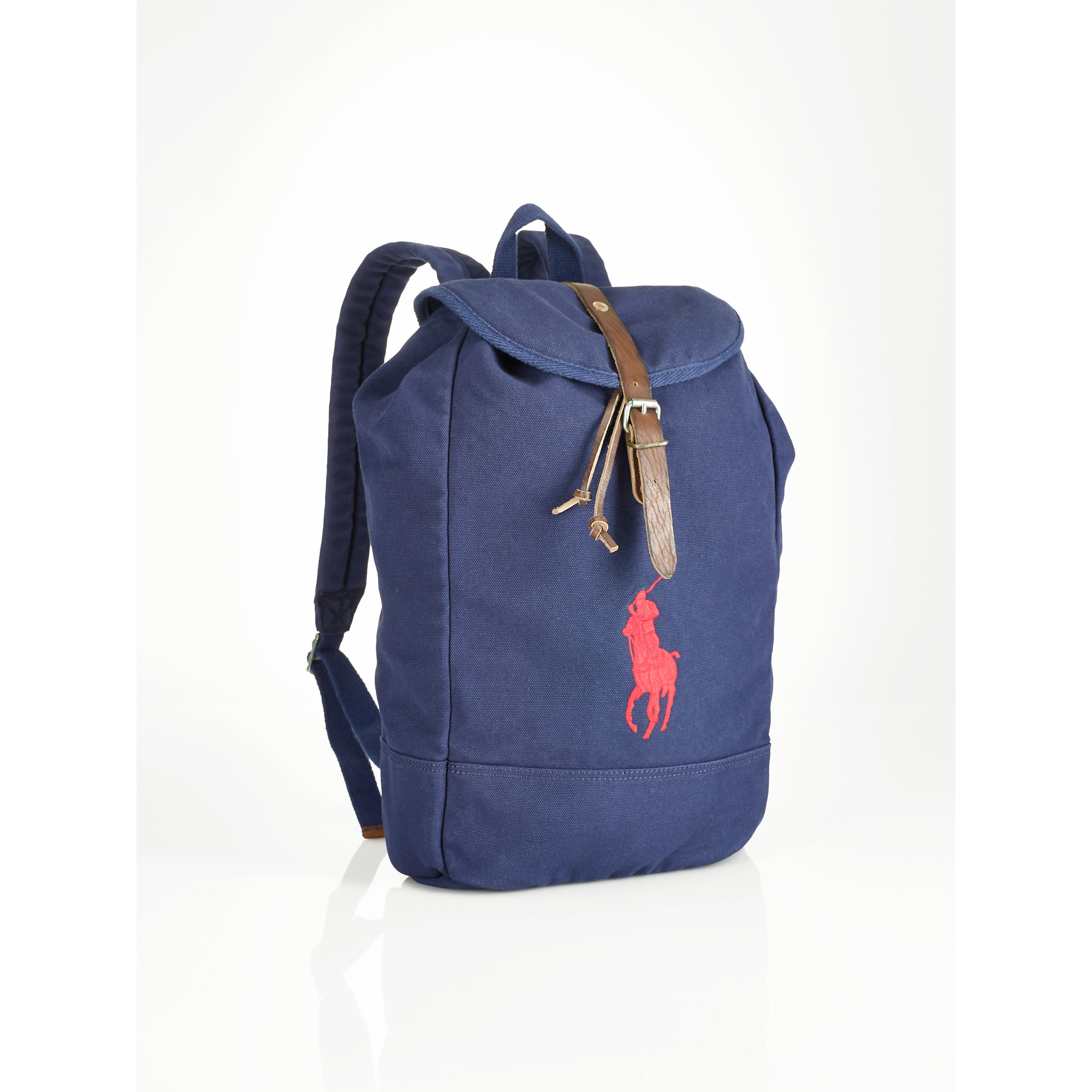 1506f056a4d2 Lyst - Polo Ralph Lauren Big Pony Backpack in Blue for Men
