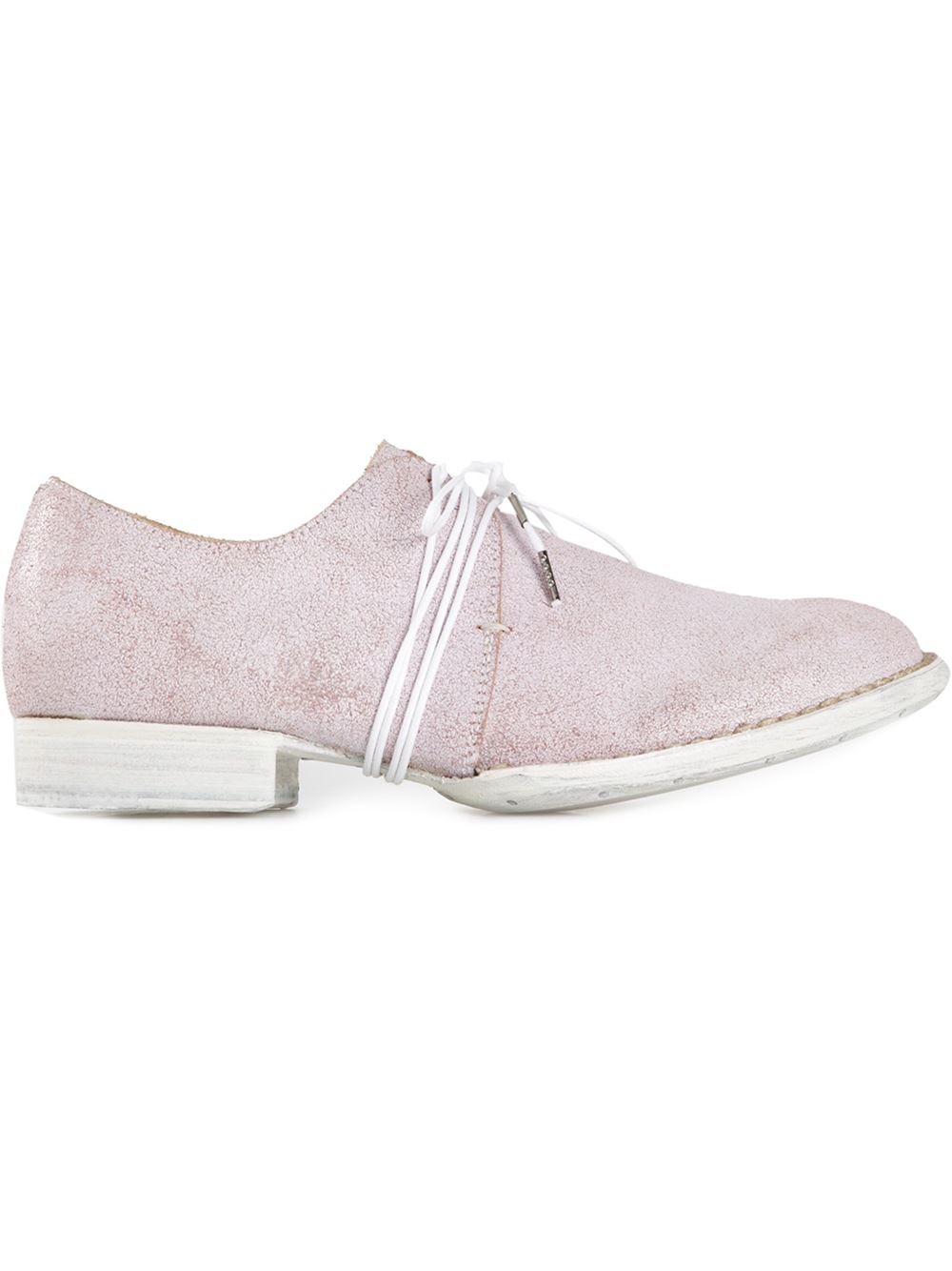 barny nakhle lace up shoes in pink pink purple lyst