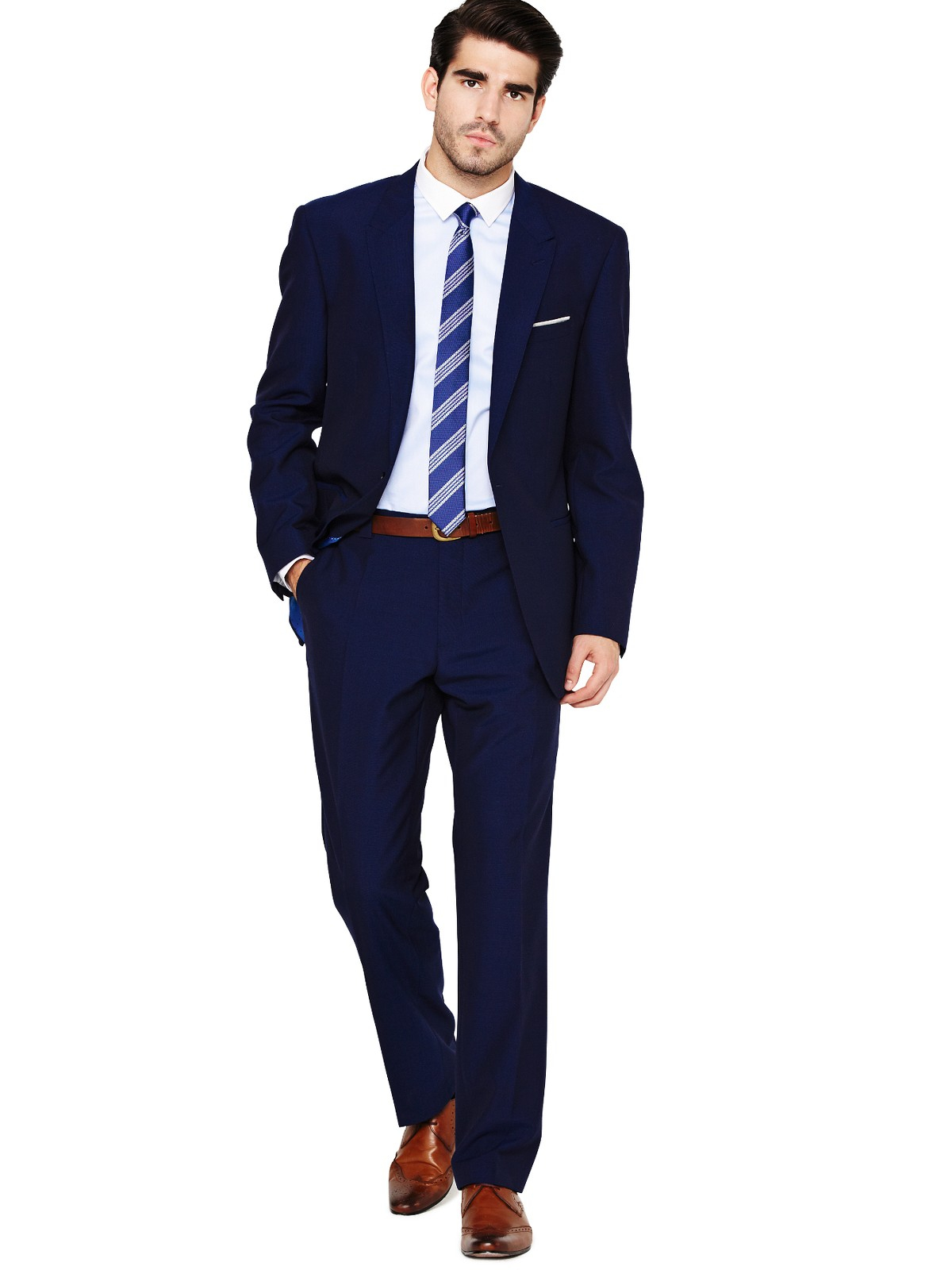 Find a two piece suit for all seasons and occasions at affordable prices. Clothing Connection Online has 2 pieces suits for men in a variety of styles and colors.