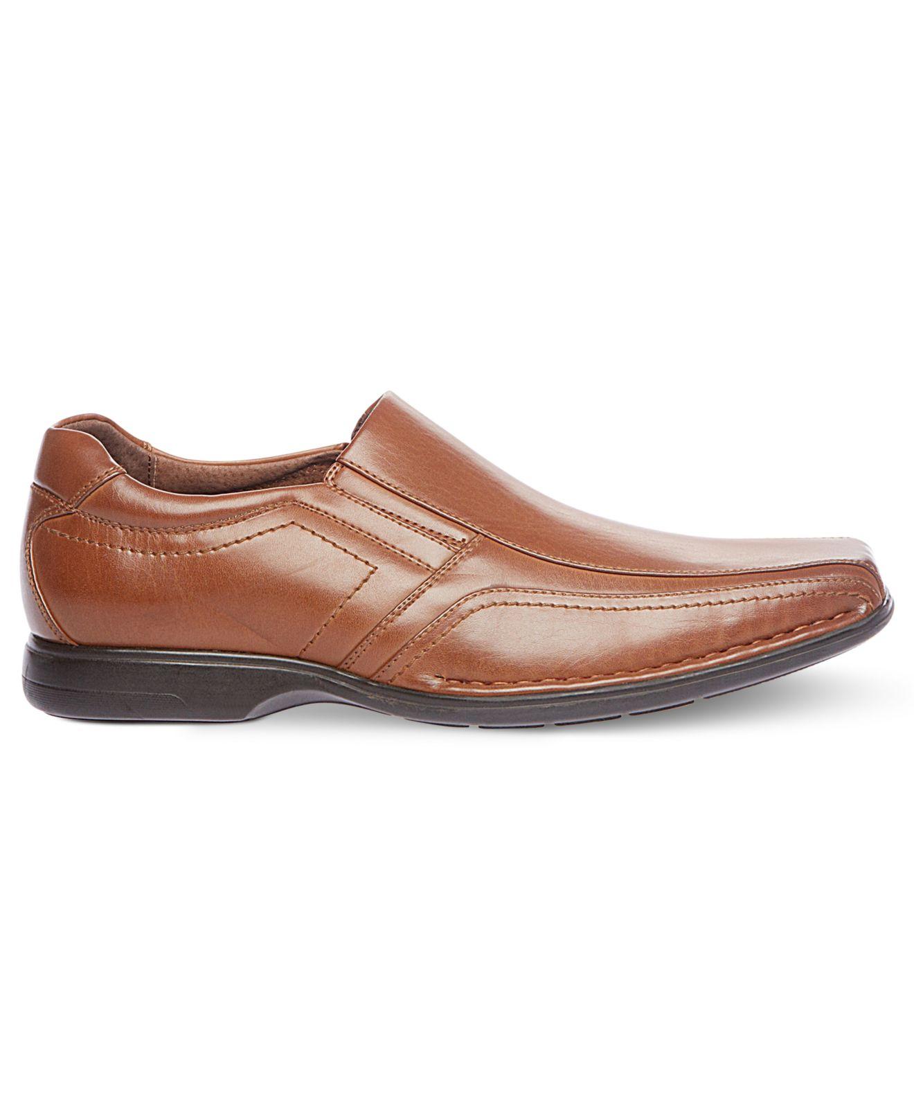 1be93911cdb Steve Madden Brown Madden Nelson Slip-on Shoes for men