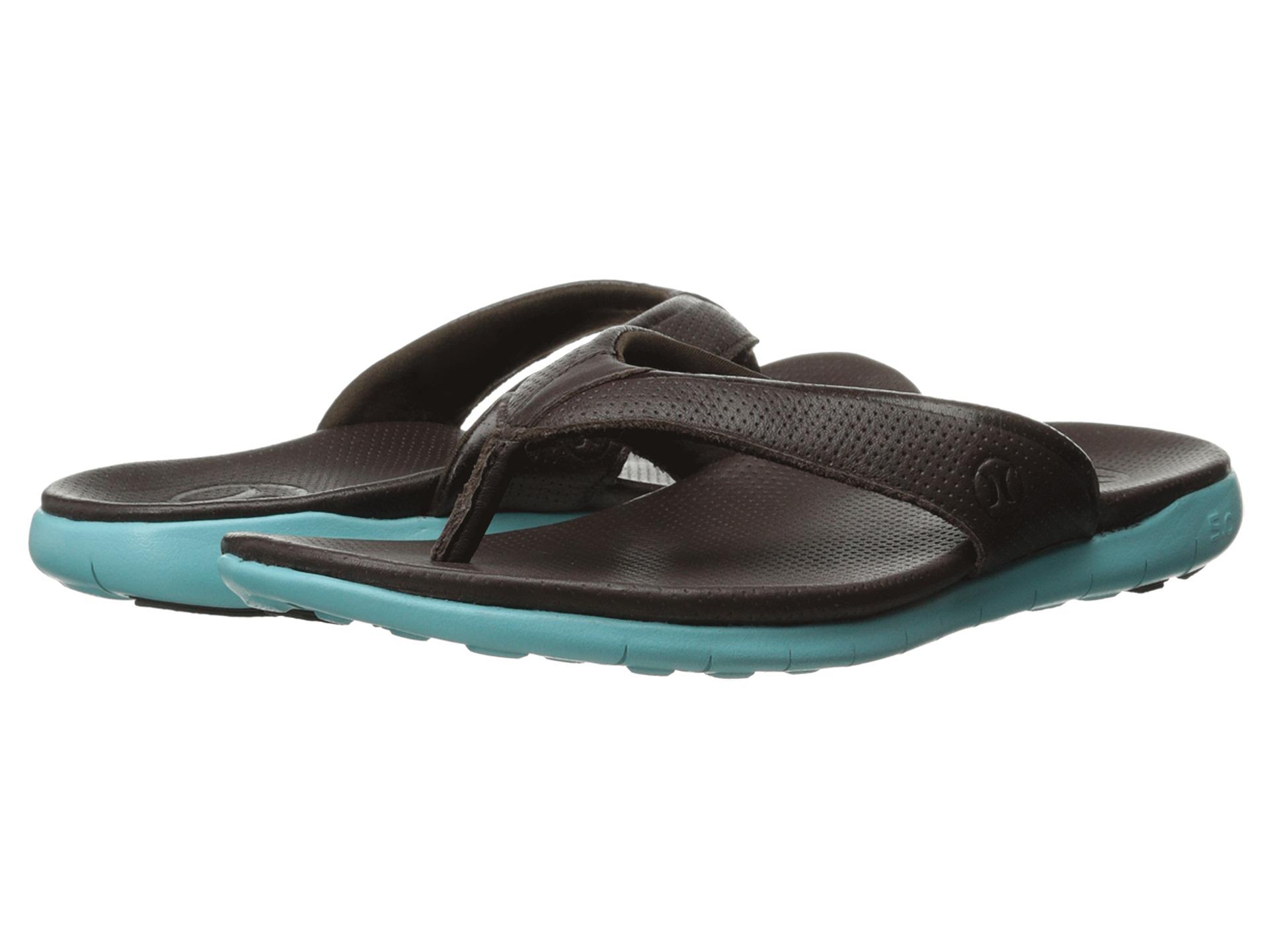 7d21daf11d92 Lyst - Hurley Phantom Free Elite Sandal in Blue for Men