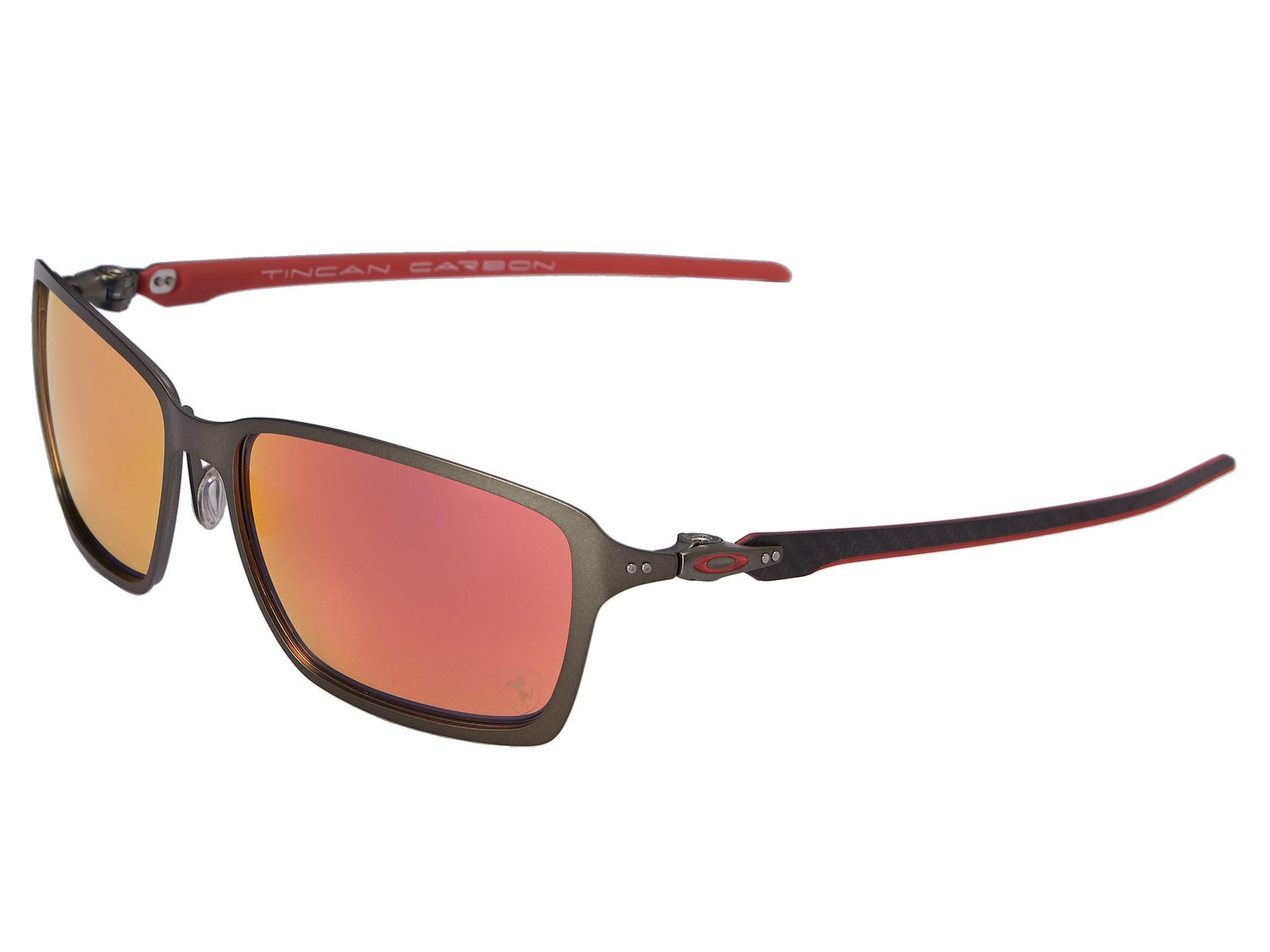 fed54831dc Lyst - Oakley Tincan Carbon in Black for Men