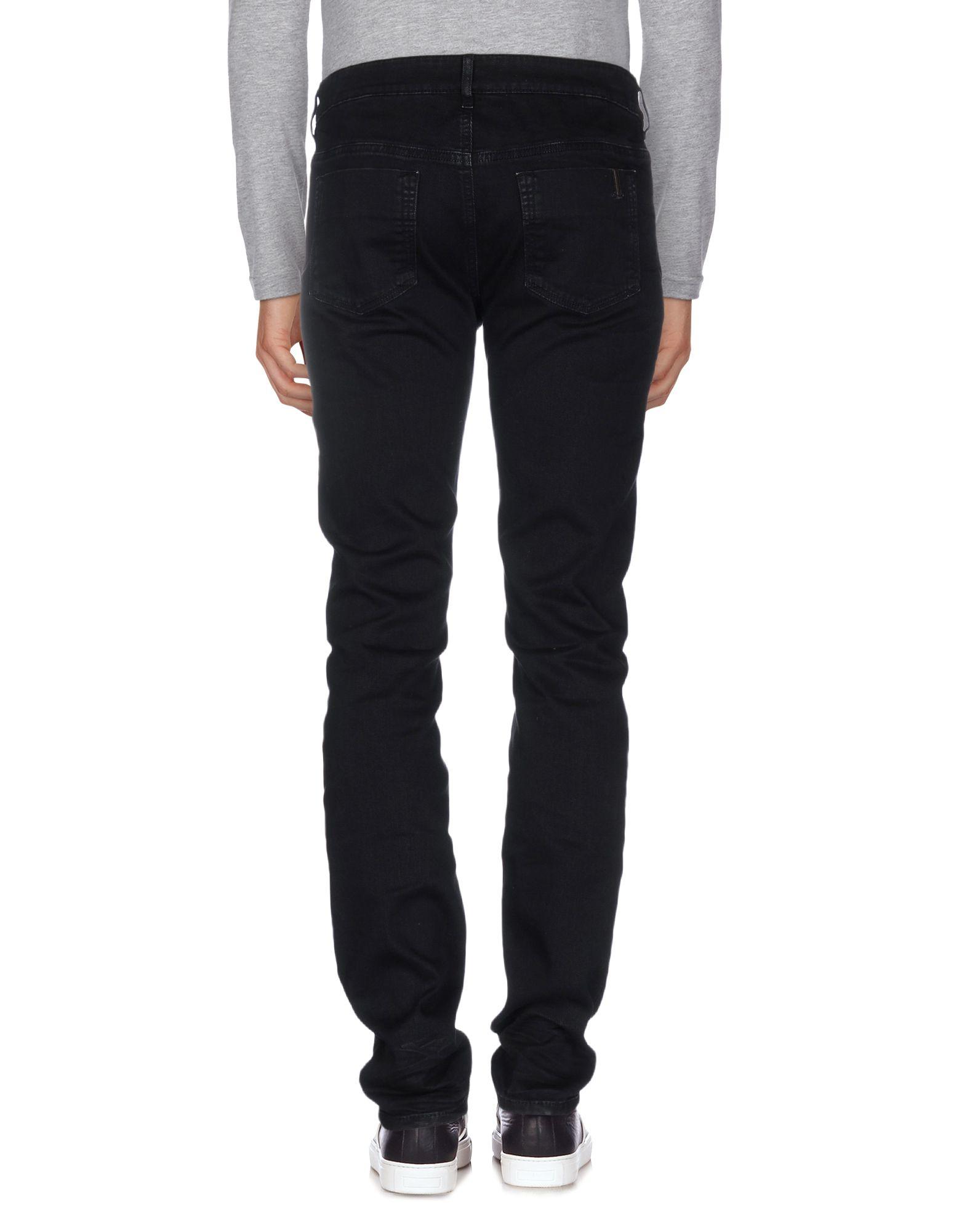 Notify Denim Pants in Black for Men