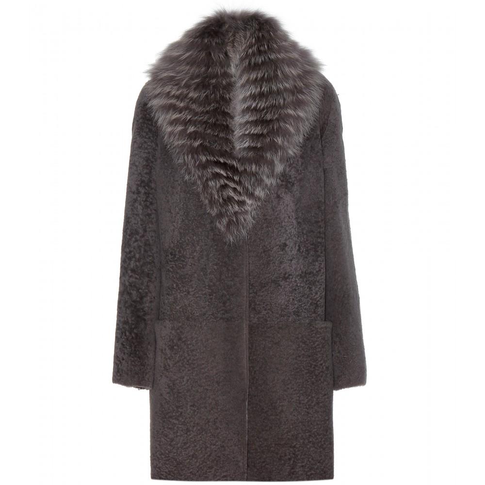 Deals Sale Online Manzoni 24 long sleeved winter coat Purchase Cheap Great Deals Sale Online r8ZYdUvbl