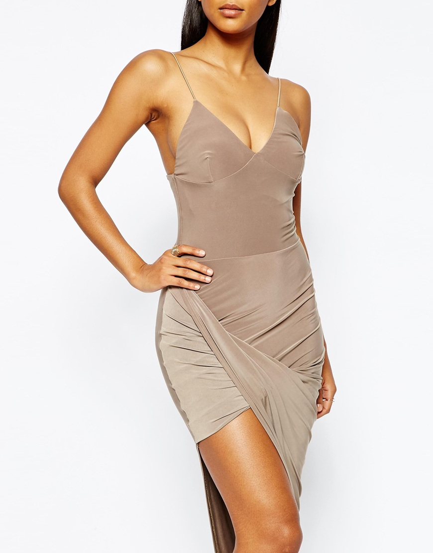 fashion asymmetrical skirt party dress worldwide