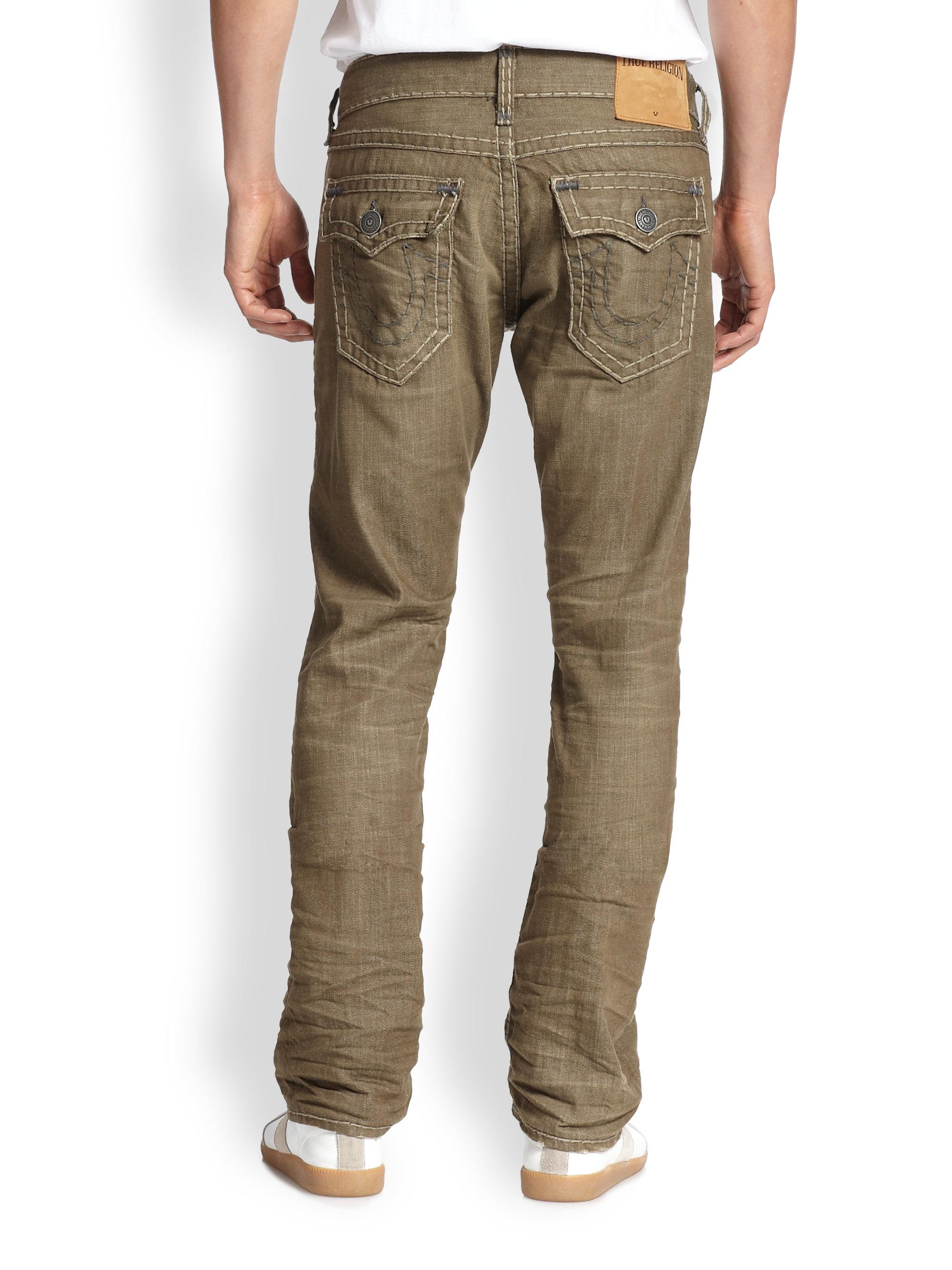 Tru Religion Jeans For Men