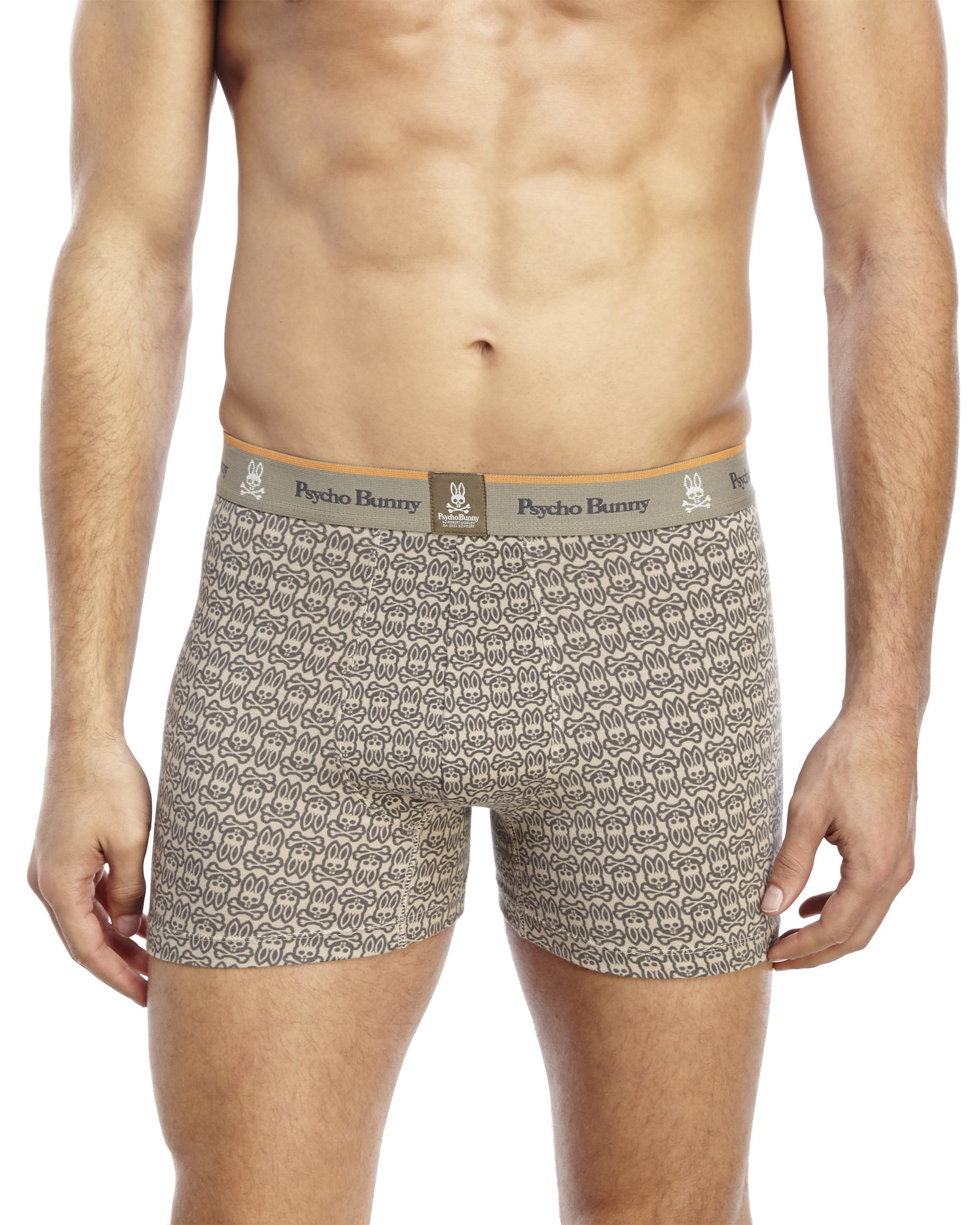 Knitting Mens Underwear : Lyst psycho bunny knit boxer briefs for men