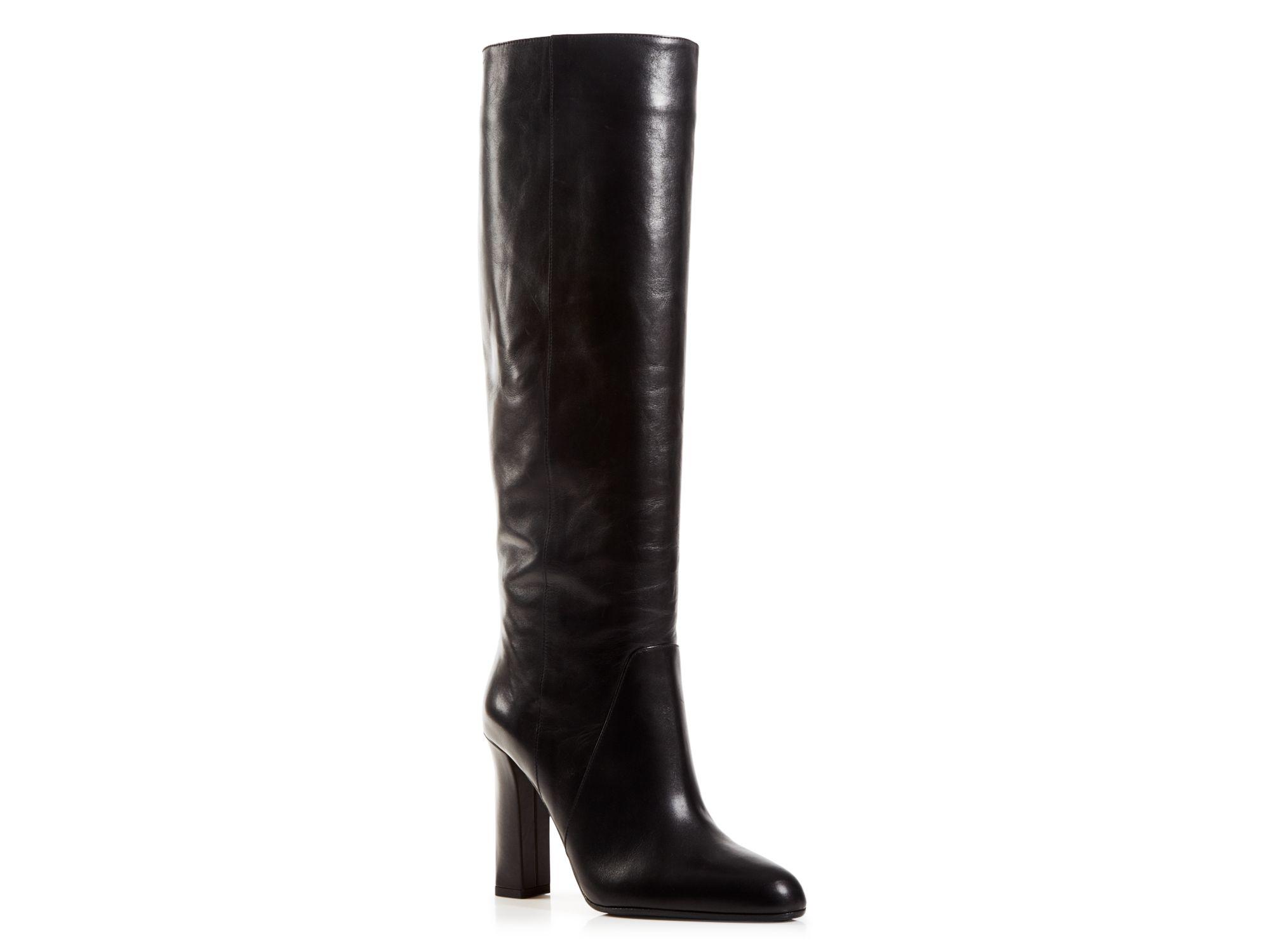 Lyst Diane Von Furstenberg Boots Gladyss High Heel In