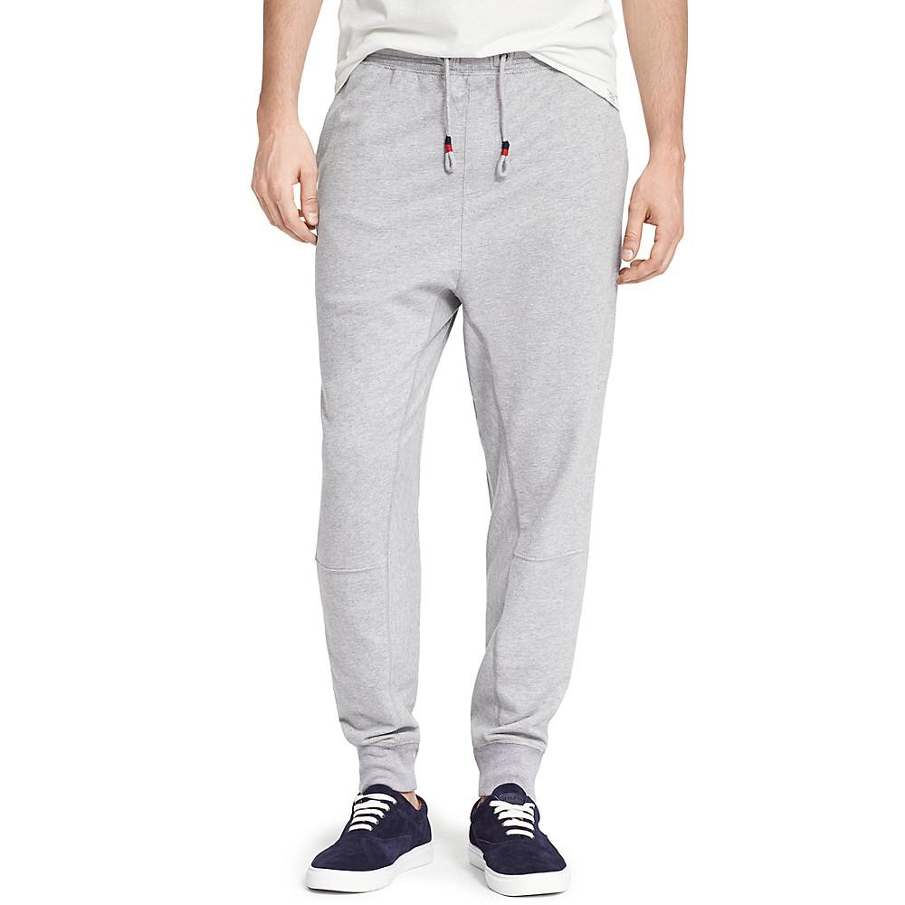 Tommy Hilfiger Jogging Pant In Gray For Men Light Grey