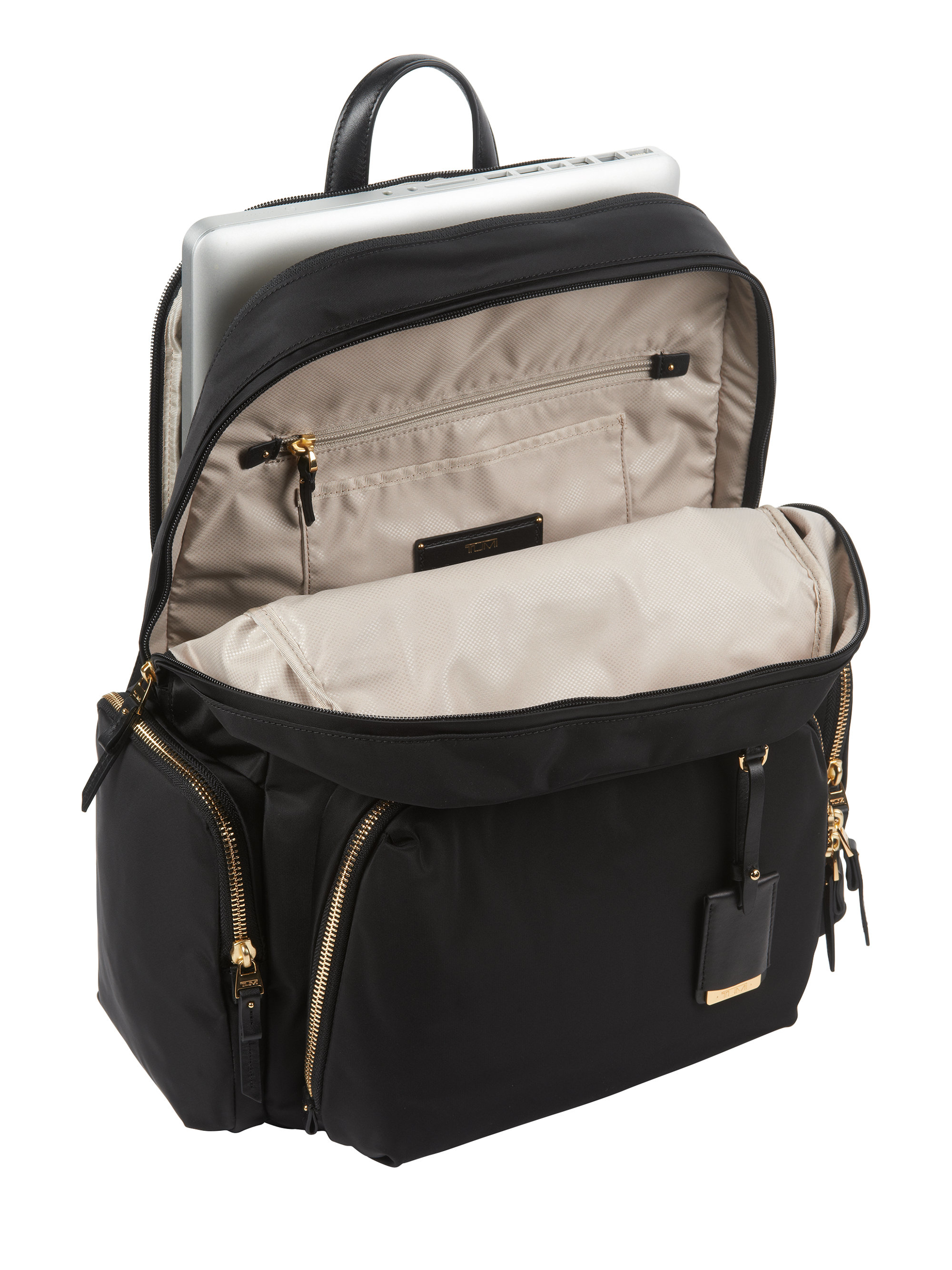 Tumi Voyageur Calais Backpack In Black For Men Lyst