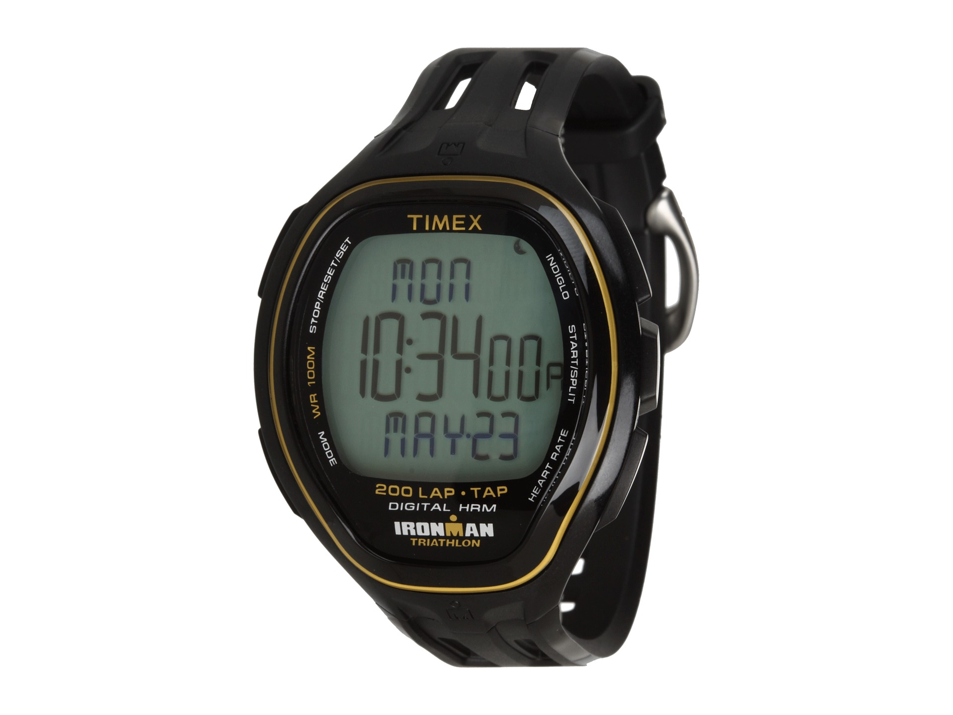 aba80991873f Lyst - Timex Ironman® Target Trainer Heart Rate Monitor Tapscreen ...