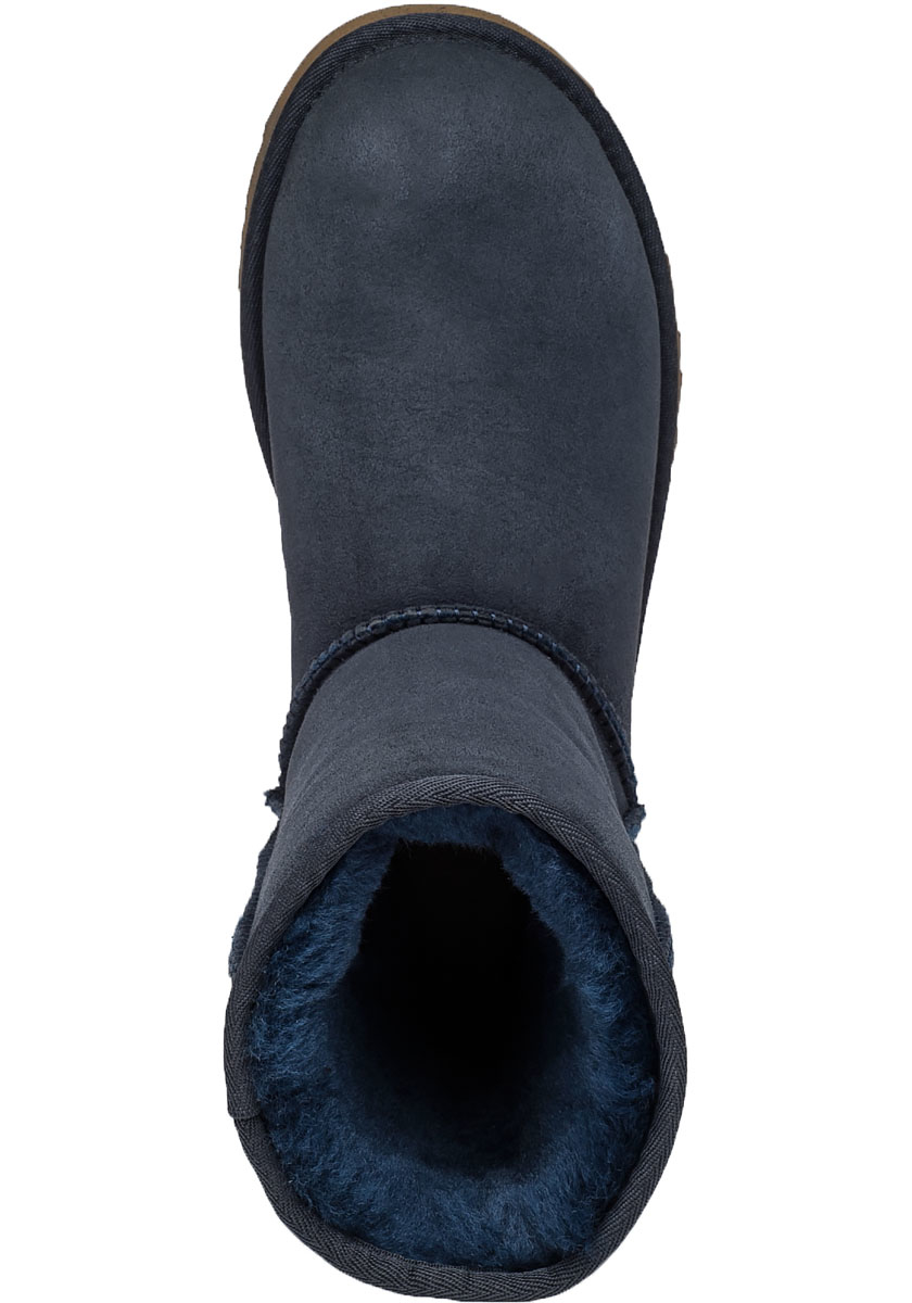 ugg short navy blue