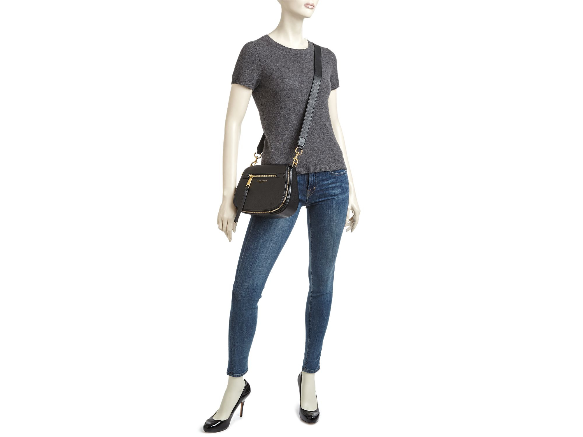 492274dd3c Gallery. Previously sold at  Bloomingdale s · Women s Saddle Bags Women s Marc  Jacobs ...
