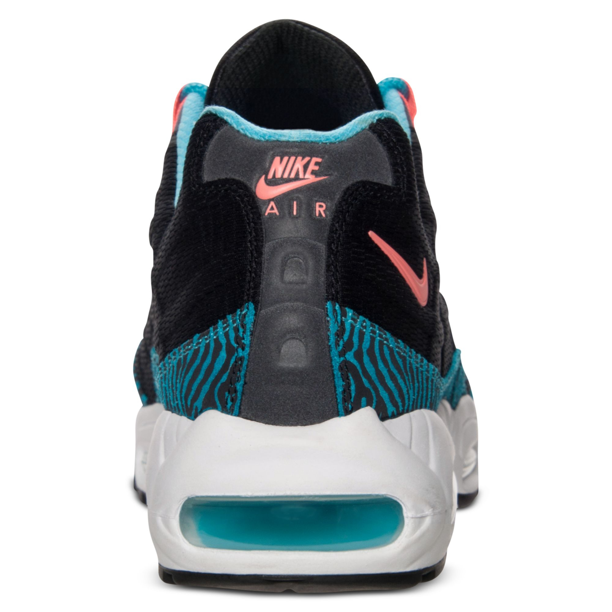 hot sale online 4f1db e203b ... norway lyst nike mens air max 95 premium tape running sneakers from  927b4 be628