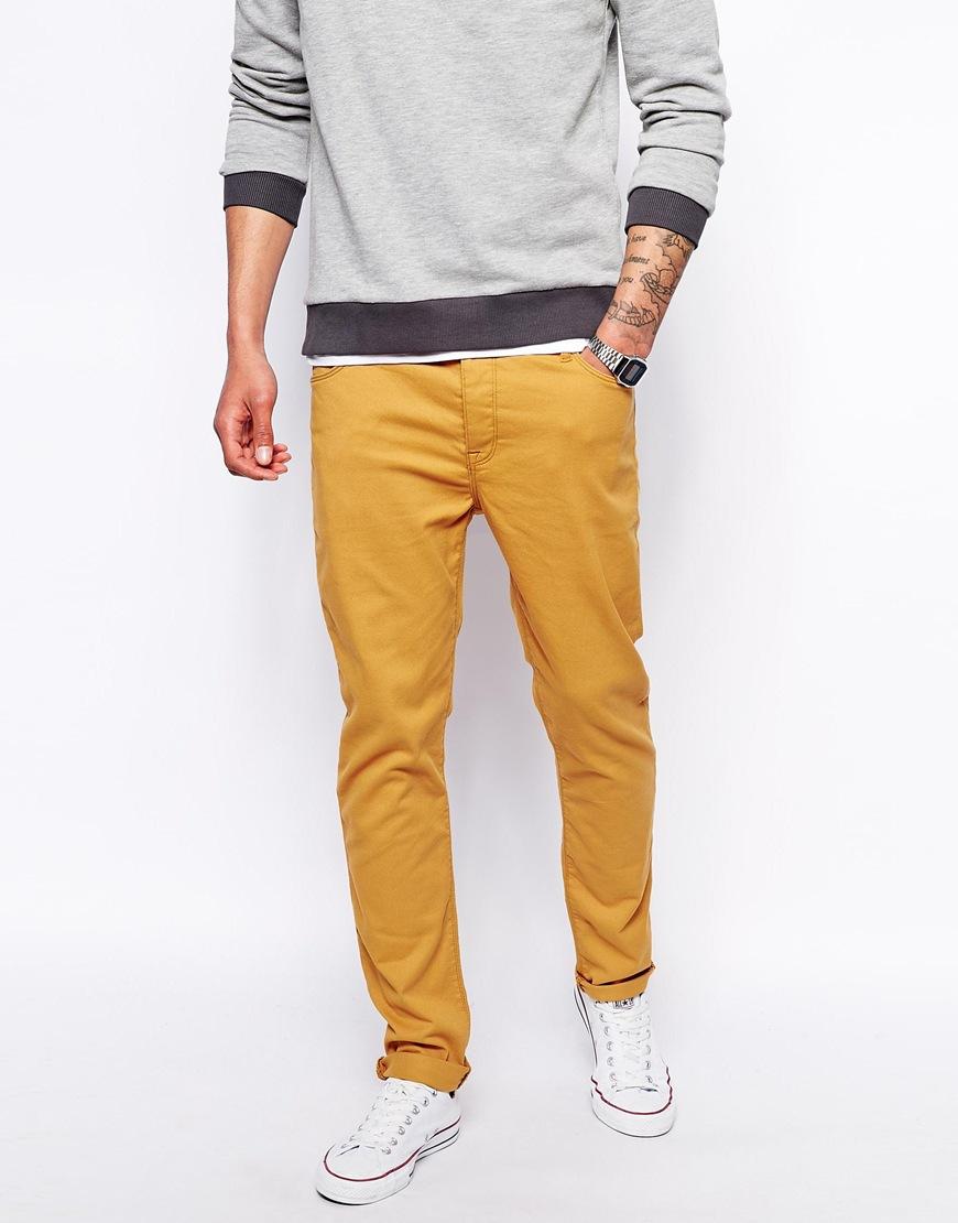 Images of Khaki Skinny Pants Mens - The Fashions Of Paradise
