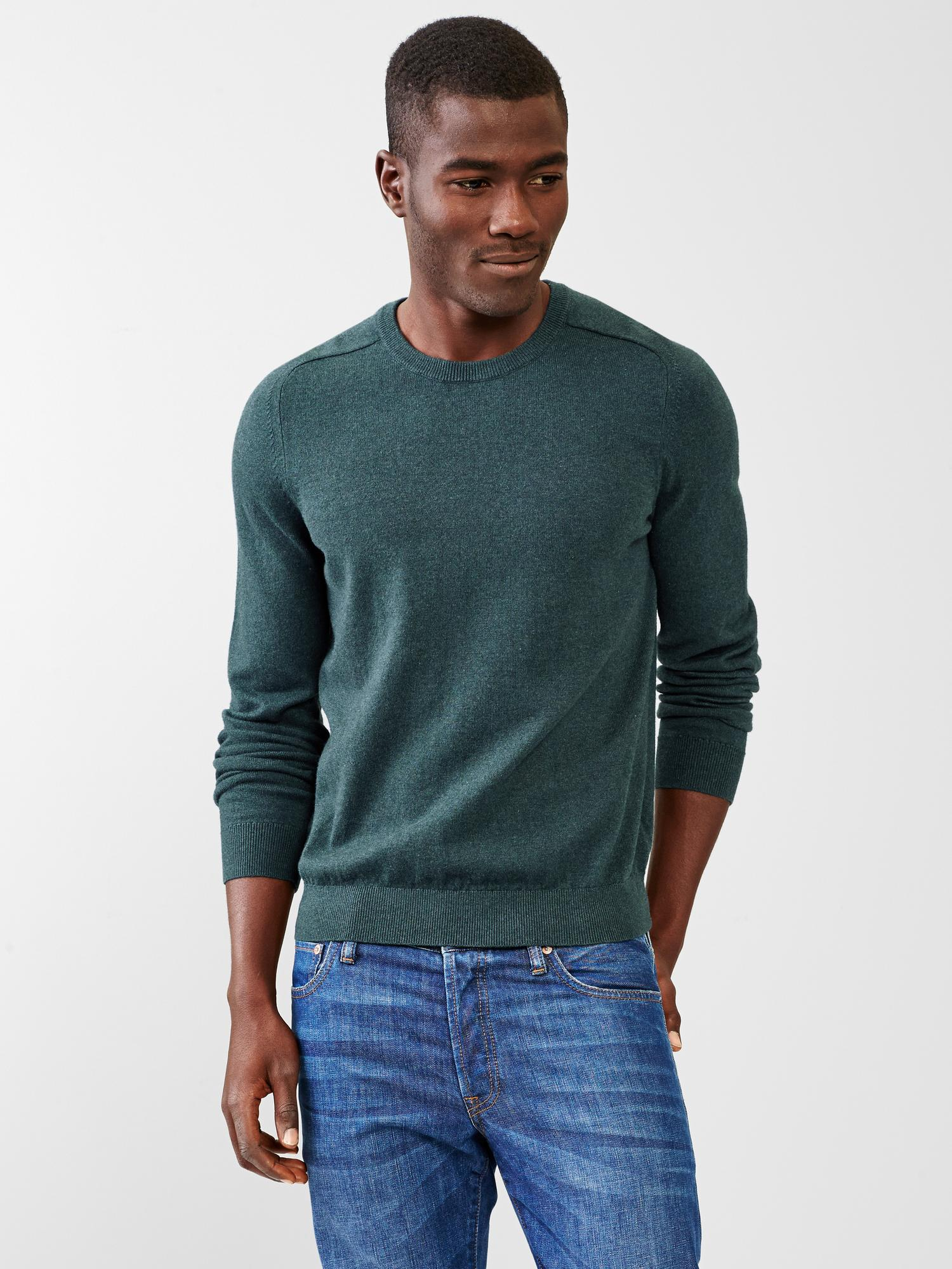 Gap Cashmere Sweater Mens