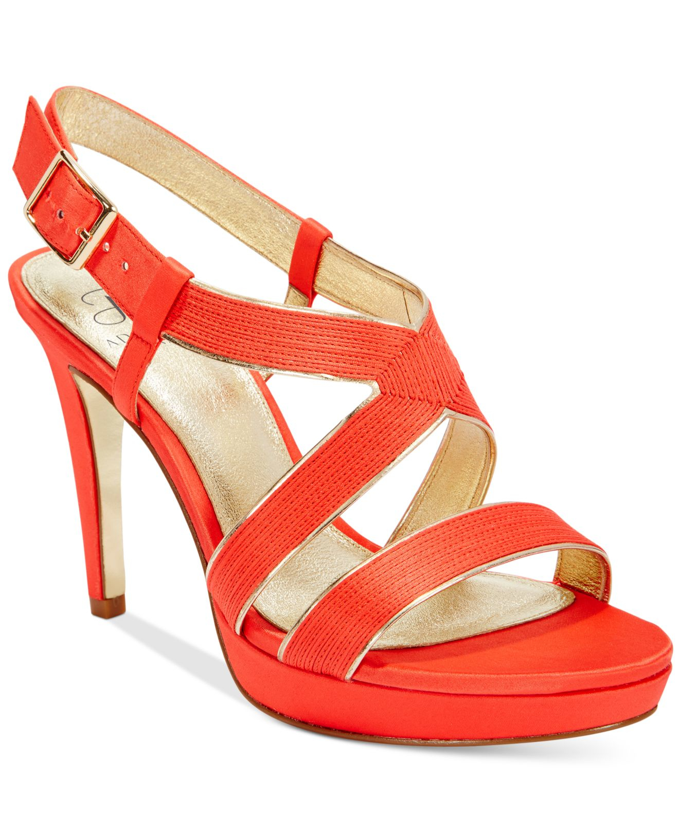papell evening sandals lyst