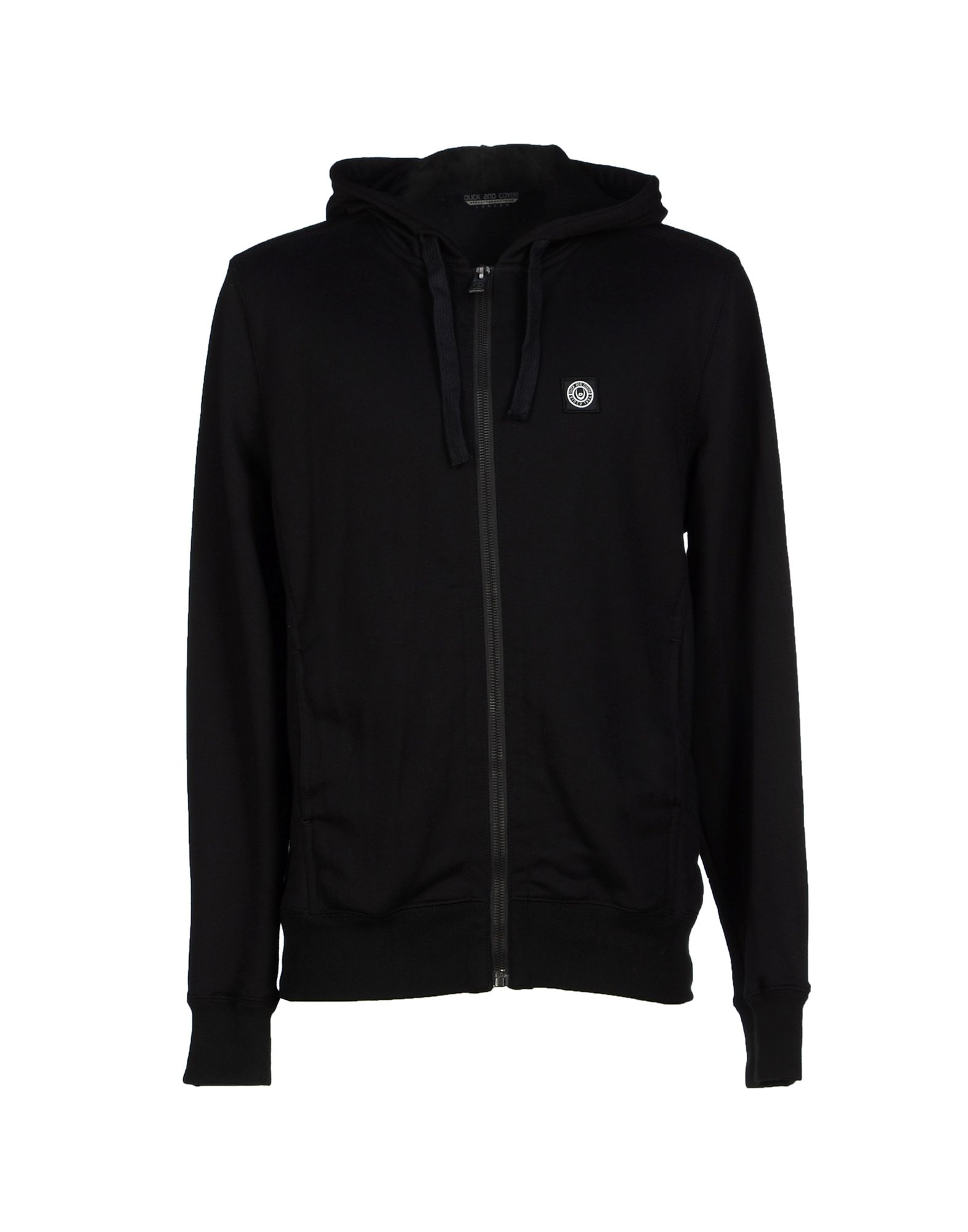 Lyst Duck And Cover Sweatshirt In Black For Men