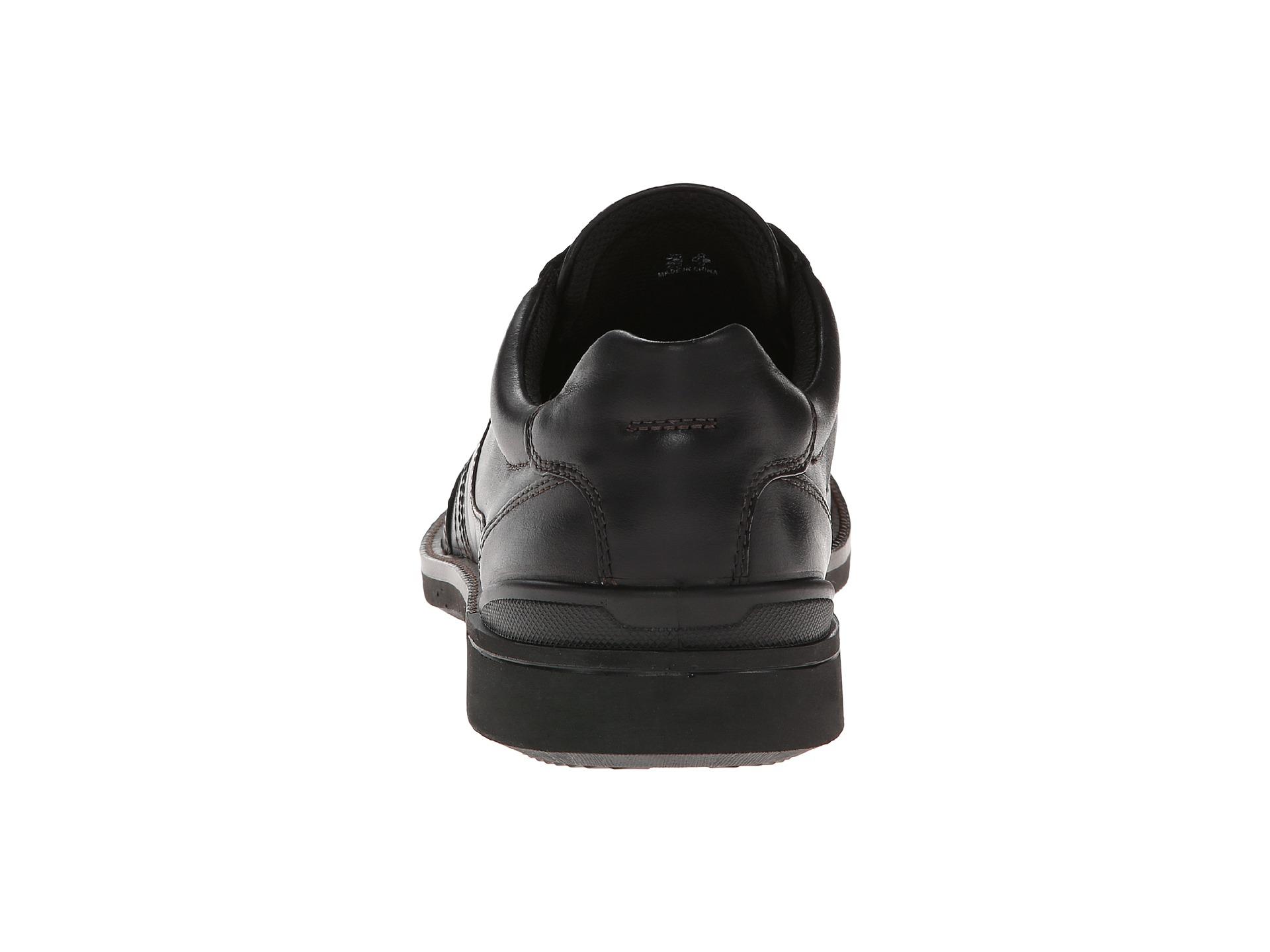 7ba454b1c1 Lyst - Ecco Fenn Tie in Black for Men