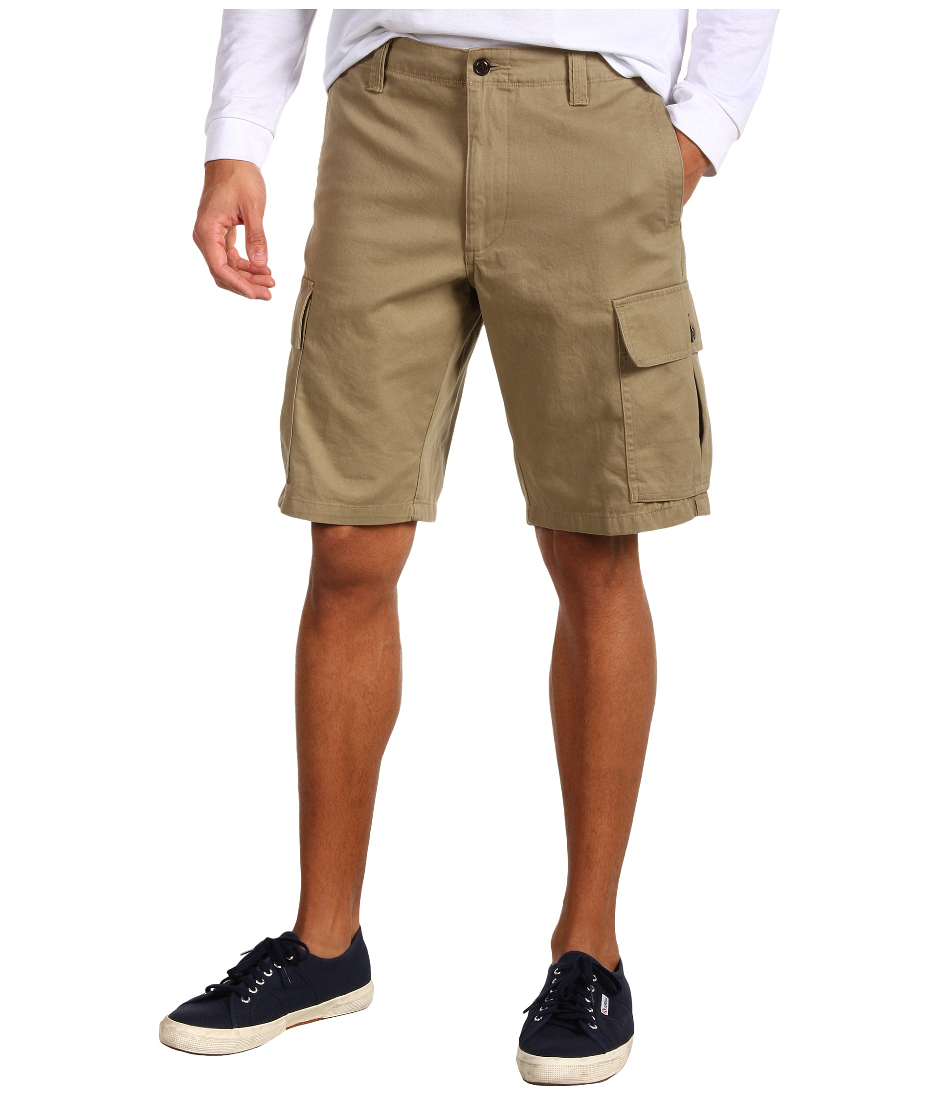 7987b044ae Lyst - Dockers Core Cargo Short in Natural for Men