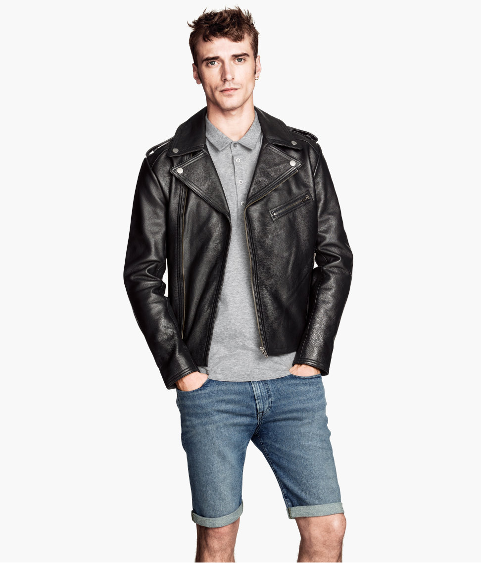 Motorcycle Jackets for Men We carry the largest selection of premium women's and men's motorcycle jackets for all seasons, riding styles and budgets. No matter if you are a racer, street rider, cruiser or adventure tourer we have the motorcycle jacket for you.