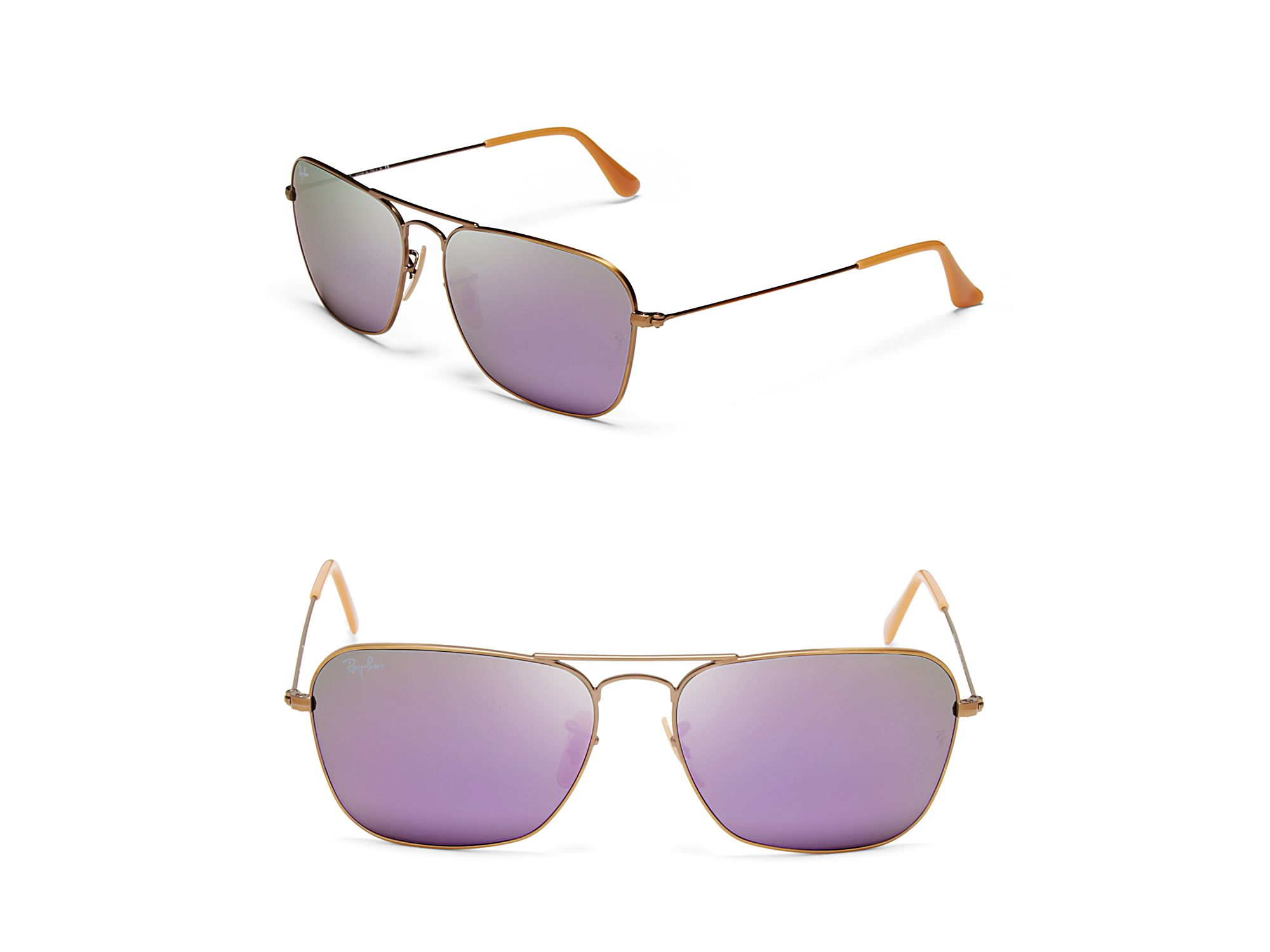 Ray Ban Aviator Mirror Women Lilac Dresses | Our Pride Academy