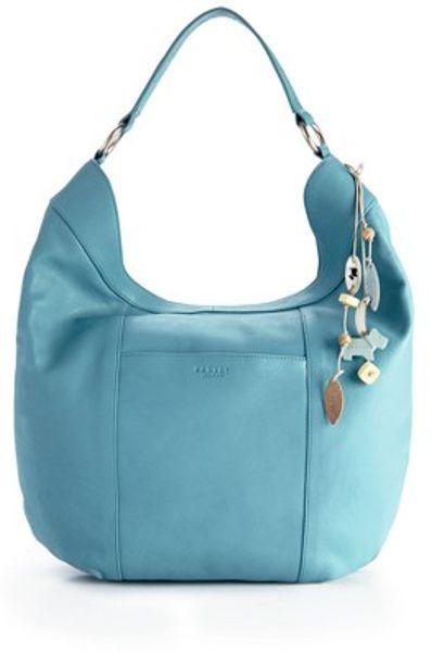 Radley Blue Shoulder Bag 18
