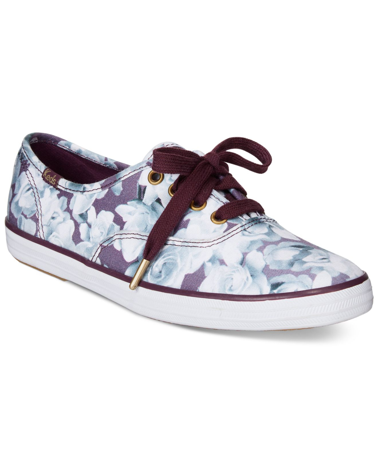e96bd4f57b6 Lyst - Keds Women s Limited Edition Taylor Swift Champion Floral ...