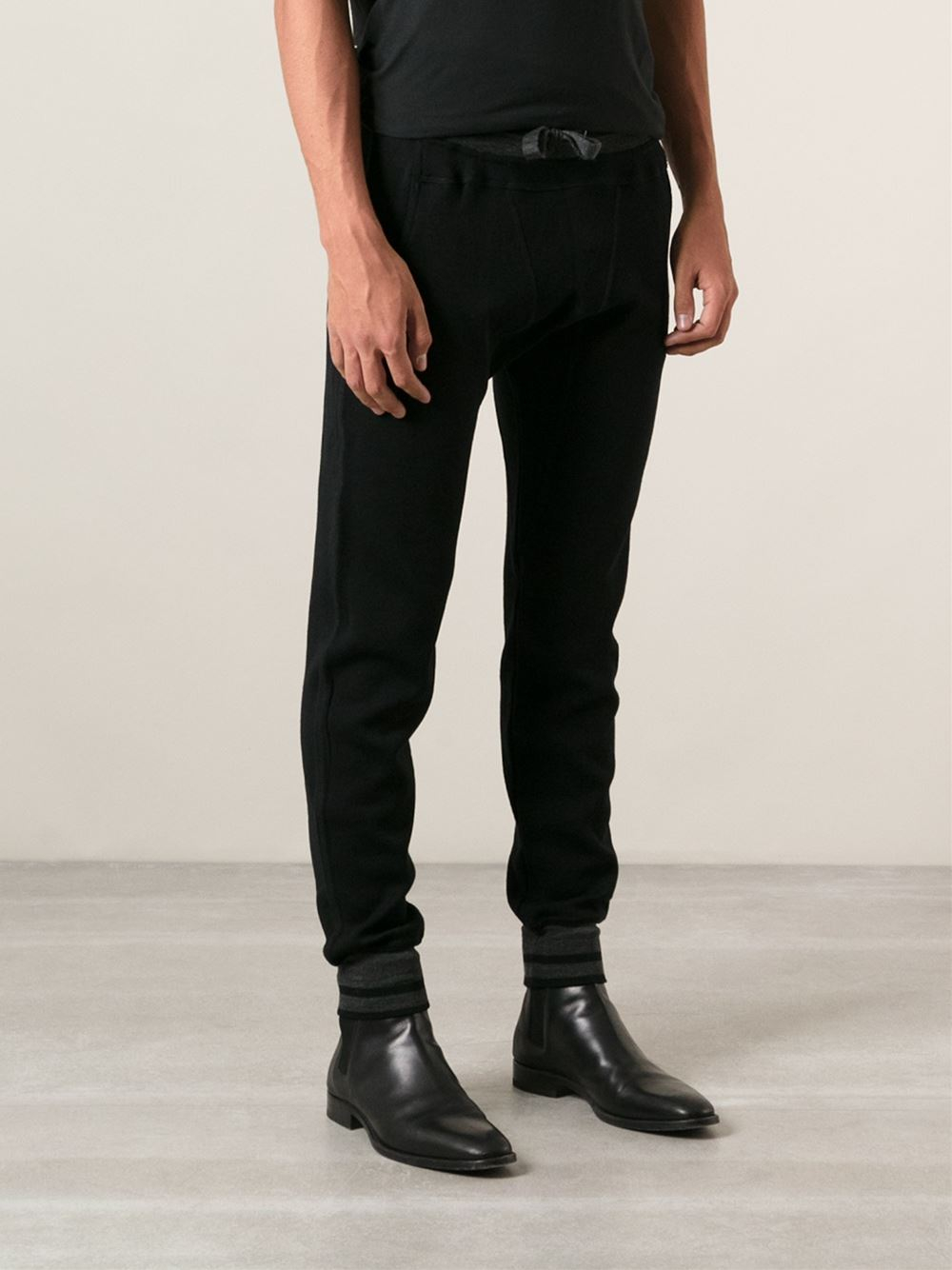 Tapered pants offer smooth textures and athletic fits that you're sure to love. Mesh pockets are great for storing small items, and elastic waistbands provide a custom-like fit. Looking for something else? Check out the entire collection of men's athletic pants at DICK'S Sporting Goods.