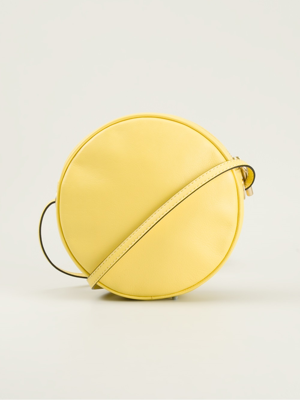 Marc By Marc Jacobs Shape Up Jackson Cross Body Bag in Yellow & Orange (Yellow)
