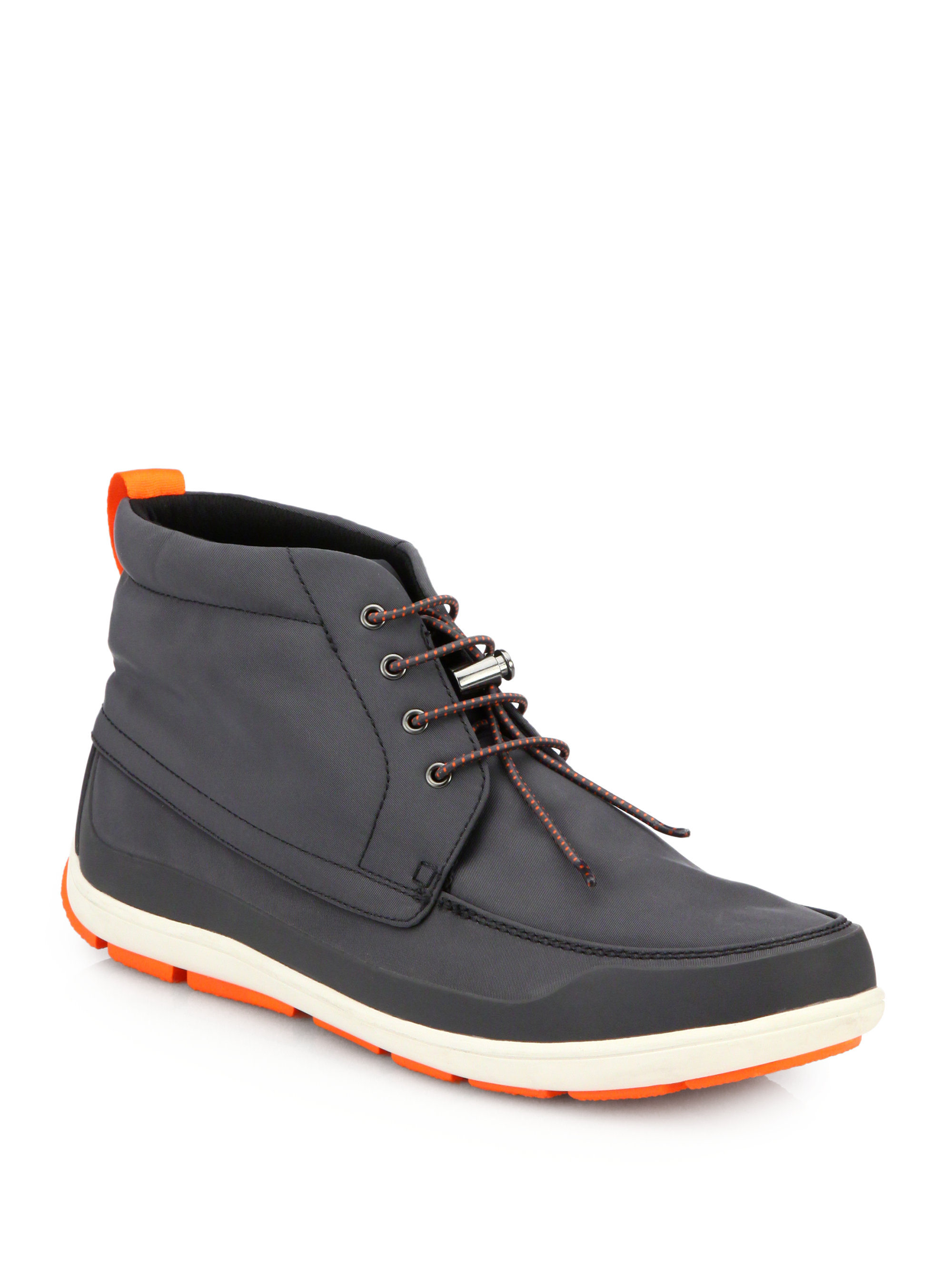 Swims George Chukka Boots in Gray for Men | Lyst