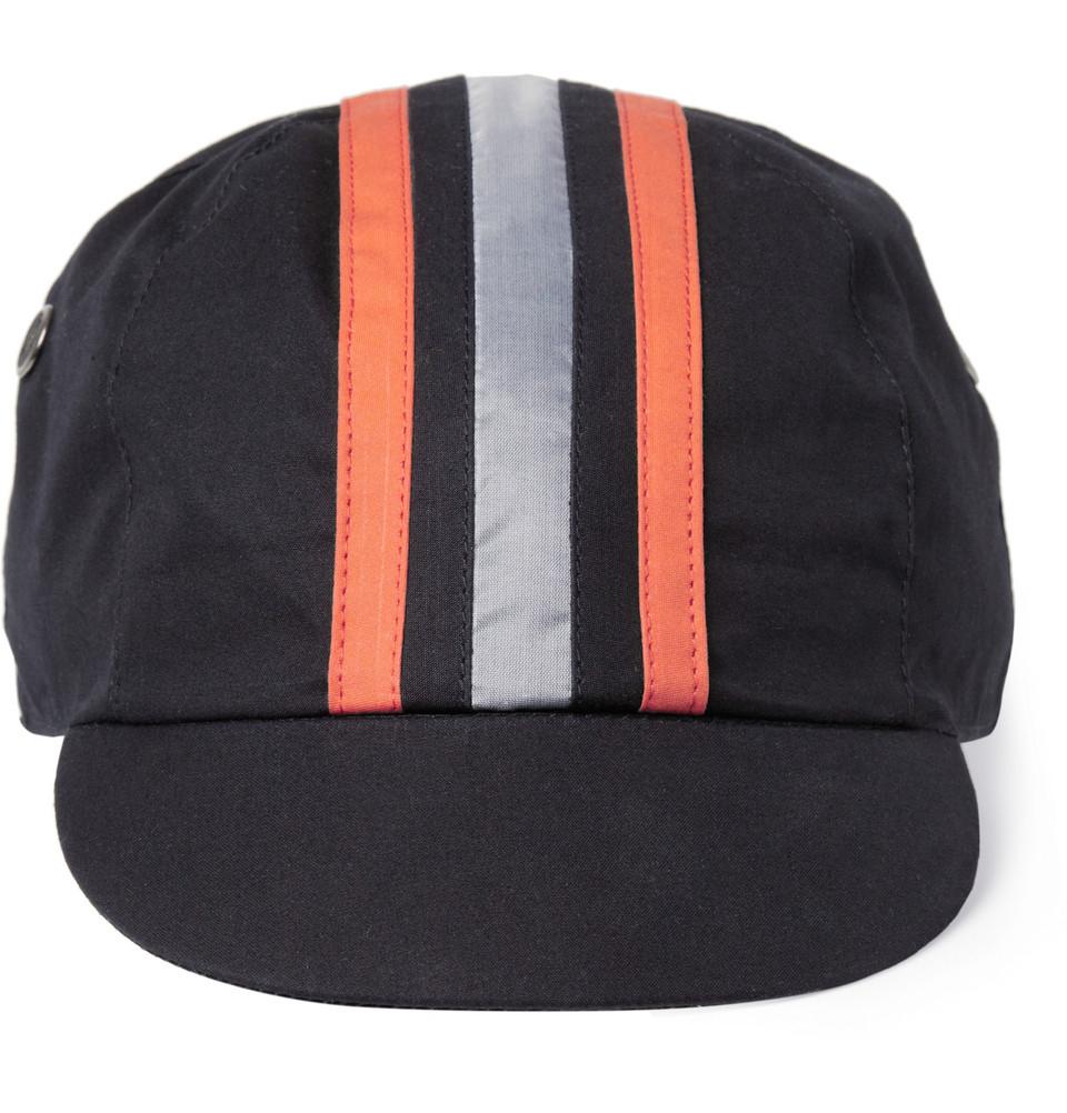 Lyst - Paul Smith 531 Cycling Cap in Black for Men fdeaf7aaa43