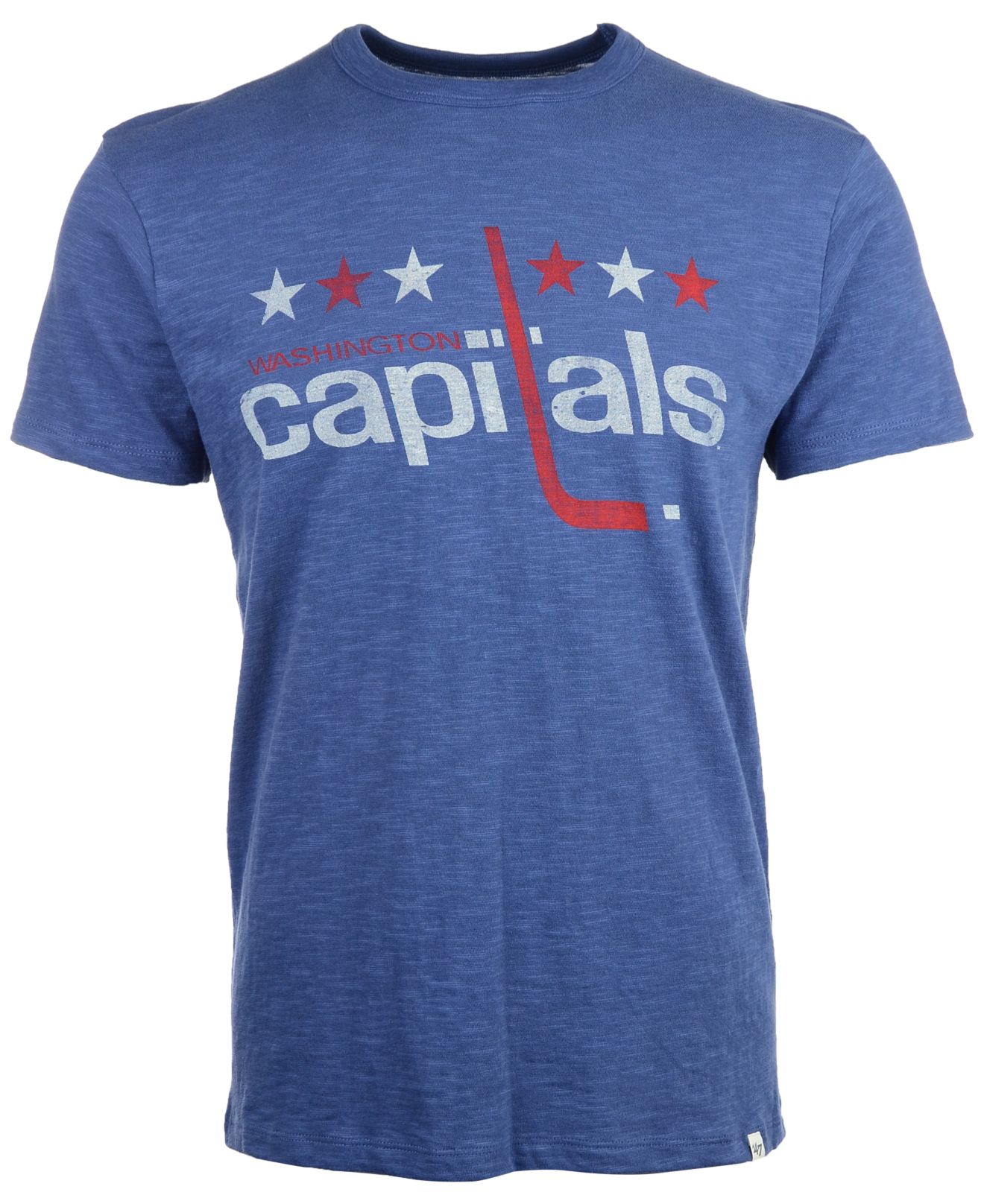 47 Brand Men 39 S Short Sleeve Washington Capitals Vintage