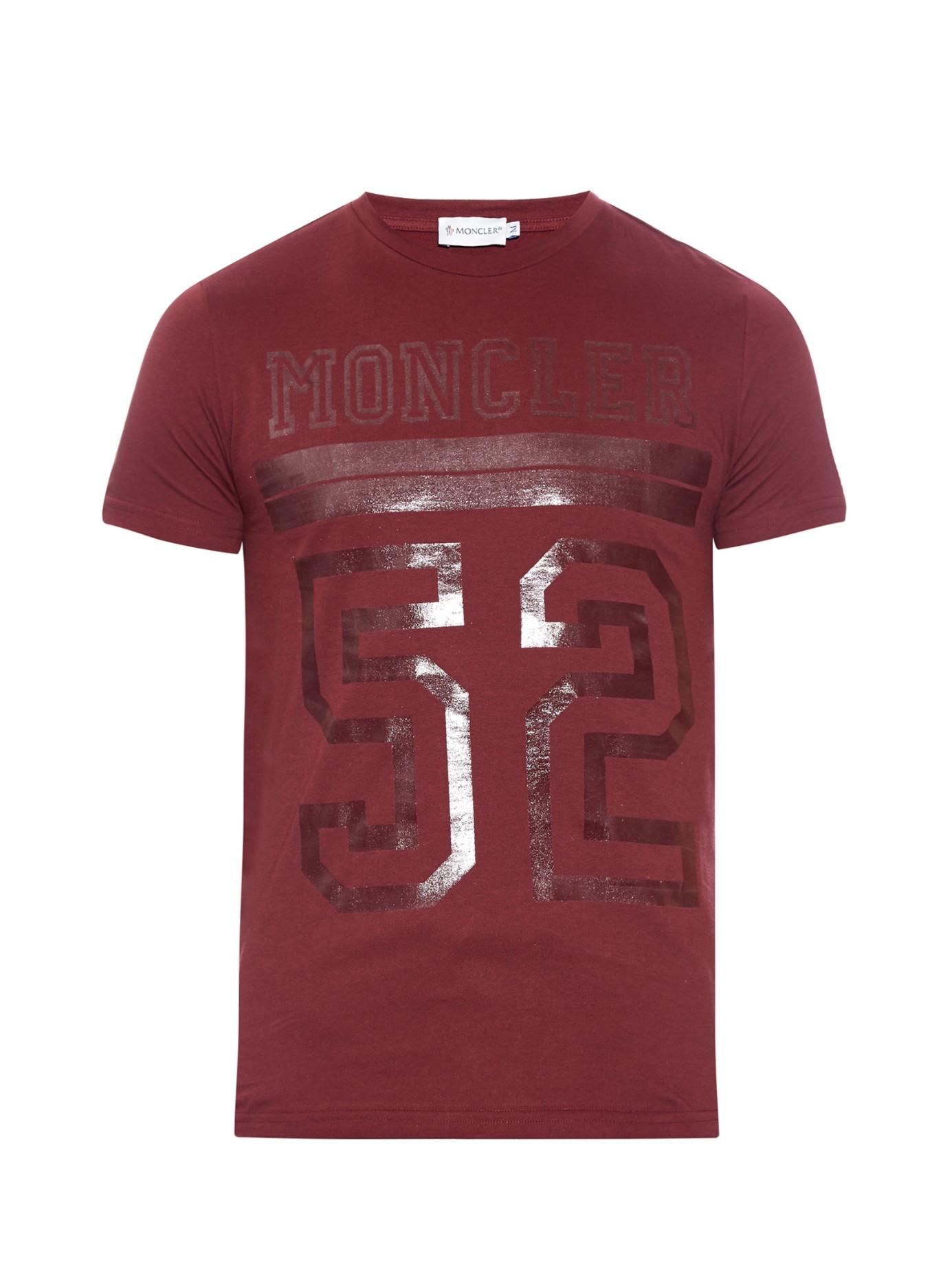 t shirt moncler 52