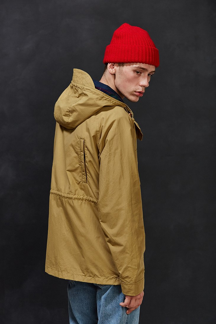 Penfield Kasson Hooded Mountain Parka Jacket in Brown for Men | Lyst