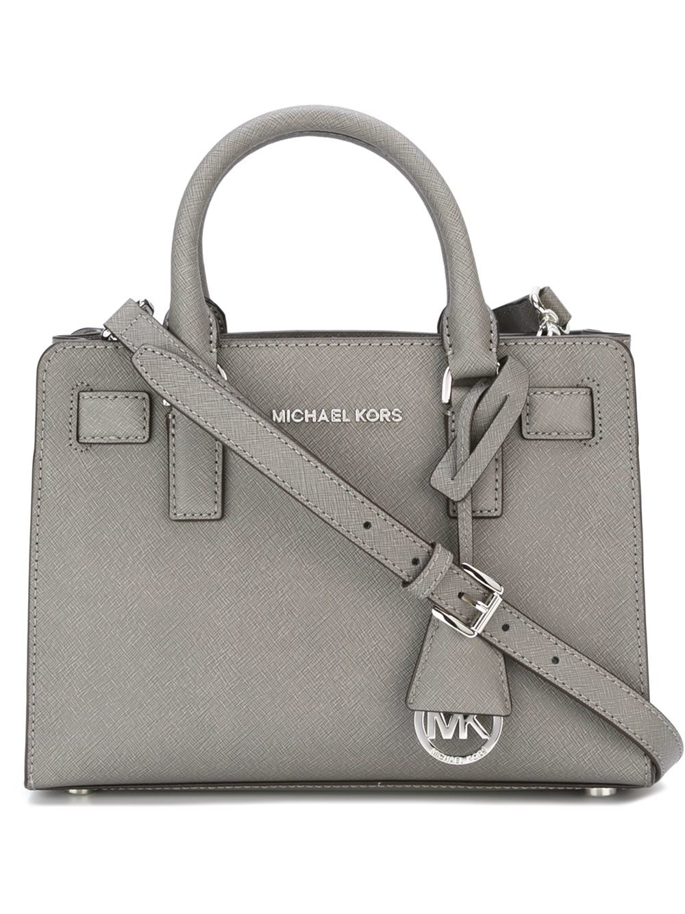 05cfd73895ff Michael Kors Small Grey Tote Bag | Stanford Center for Opportunity ...