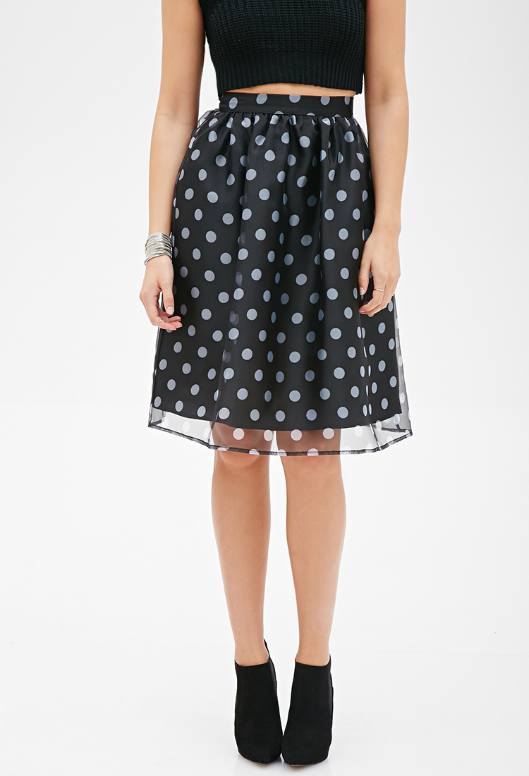 21 Flirty Polka Dot Skirts To Try This Summer advise