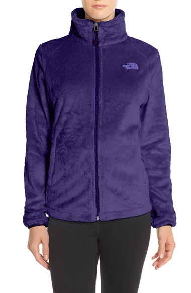 North face purple osito jacket