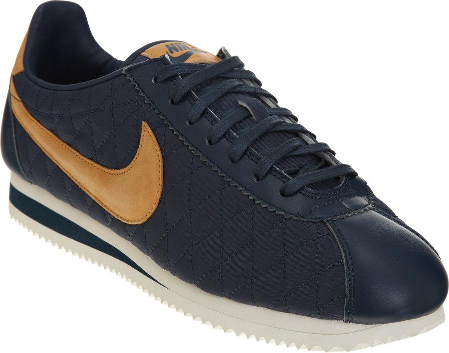 new style ac41c 63d69 Nike Classic Cortez Nylon Premium Qs in Blue for Men - Lyst
