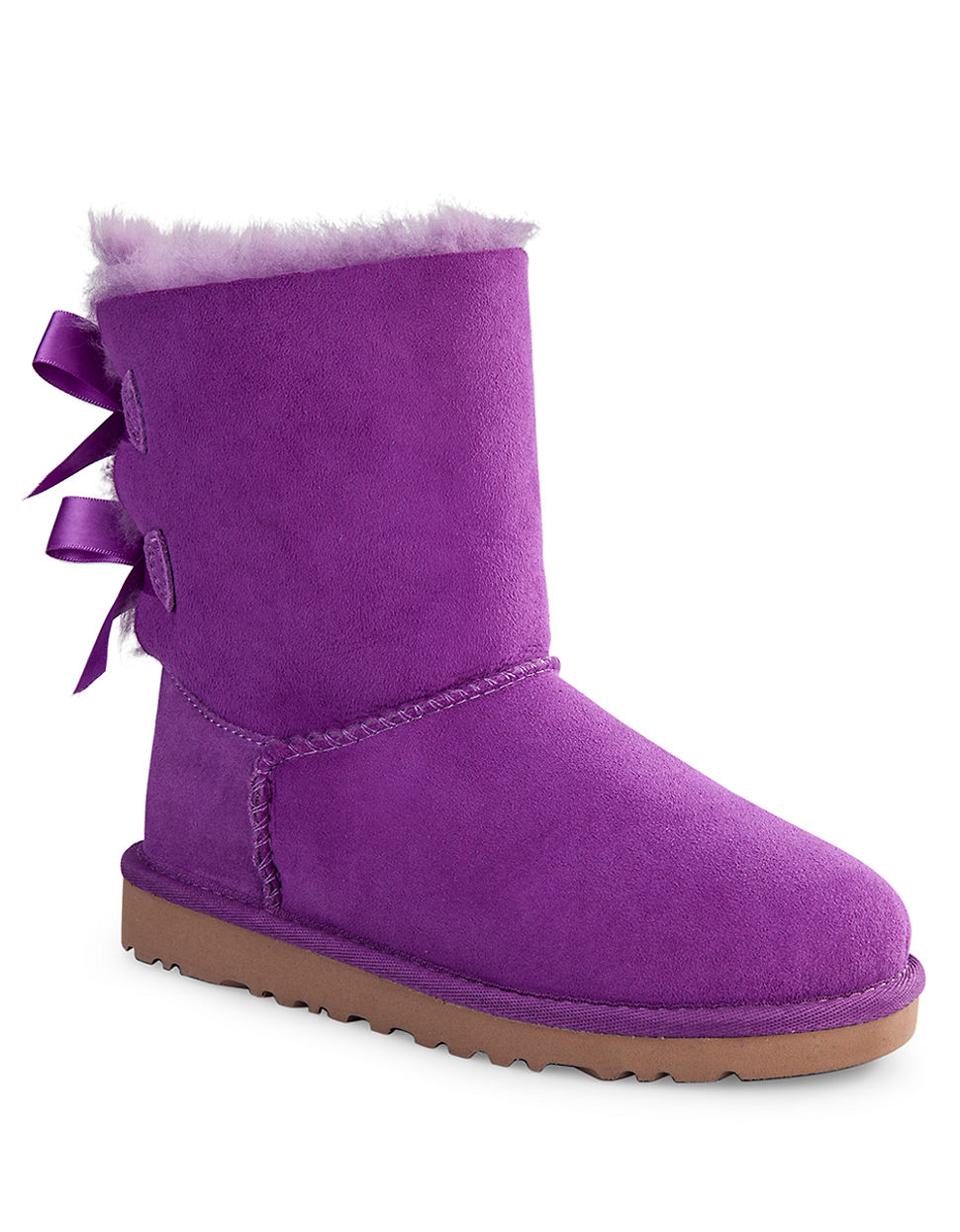 Purple Uggs Dillards