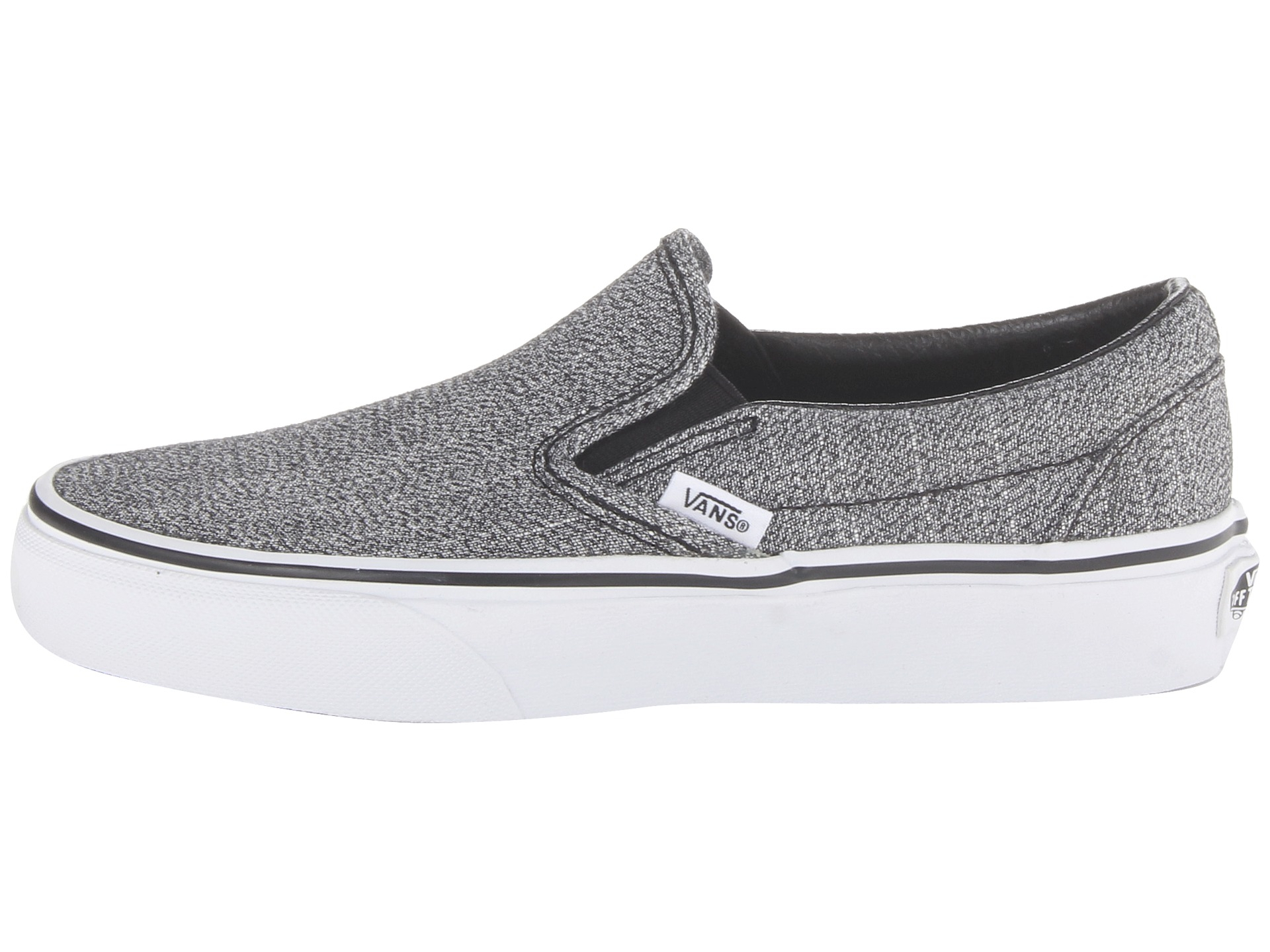 a96a23c47e Lyst - Vans Classic Slip-on™ in Gray