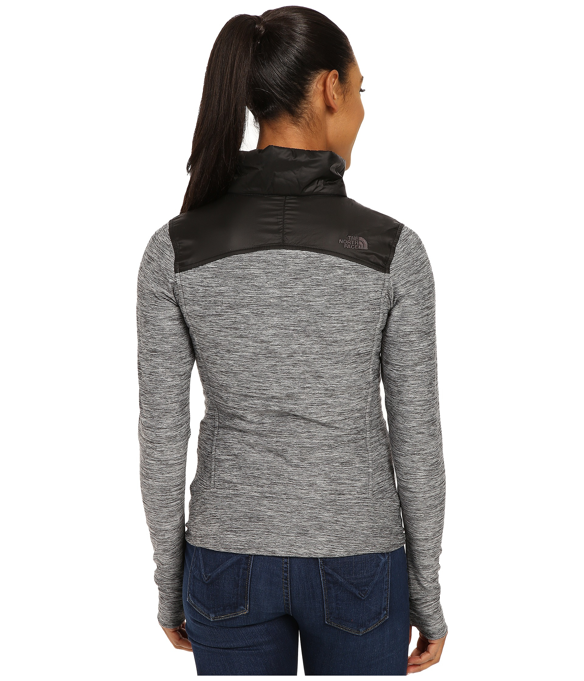 Lyst The North Face Pseudio Jacket In Gray