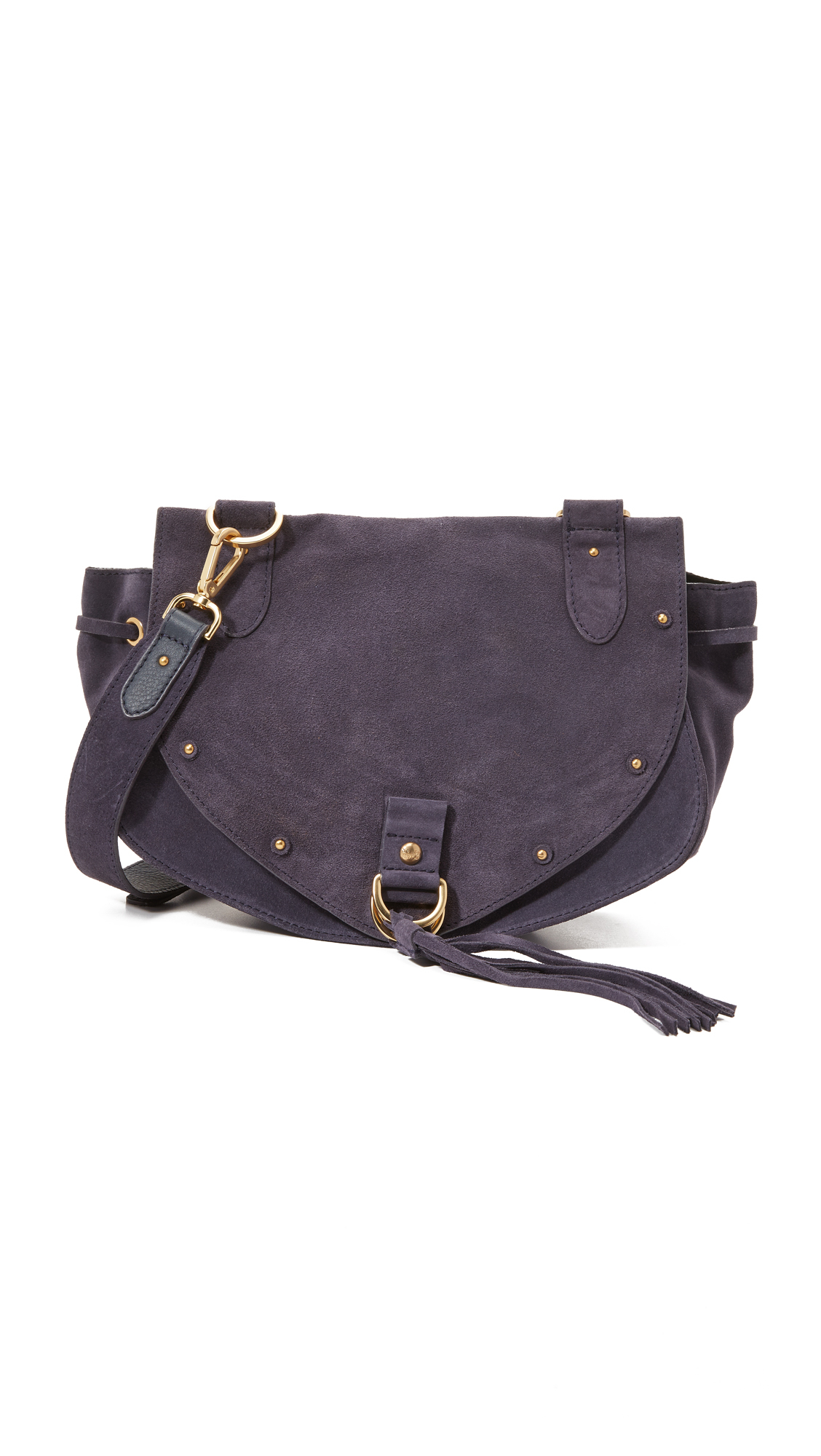 9218c024 See By Chloé Multicolor Collins Saddle Bag