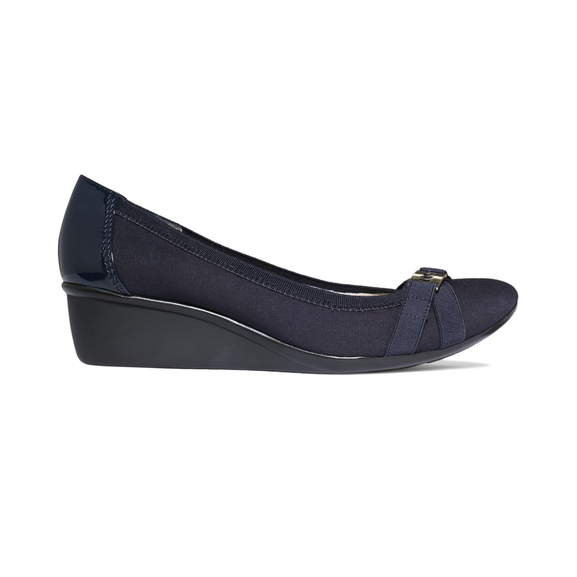 Anne Klein Shoes Sport Blue