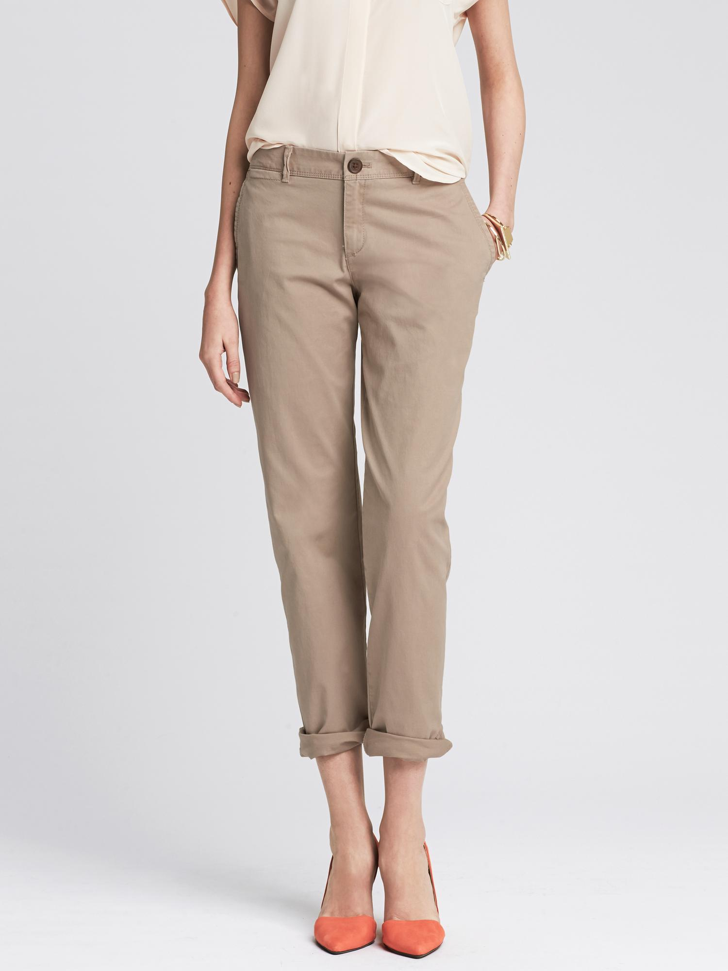 Cool Increase Traffic To Your Listing With Auctivas FREE Scrolling Gallery Womens Banana Republic Brown Weekend Chinos Pants Sz 8 Brand Banana Republic Condition Very Good Size 8 Inseam 30&quot Waist 34&quot Hips 38&quot Rise 9&quot Fabric