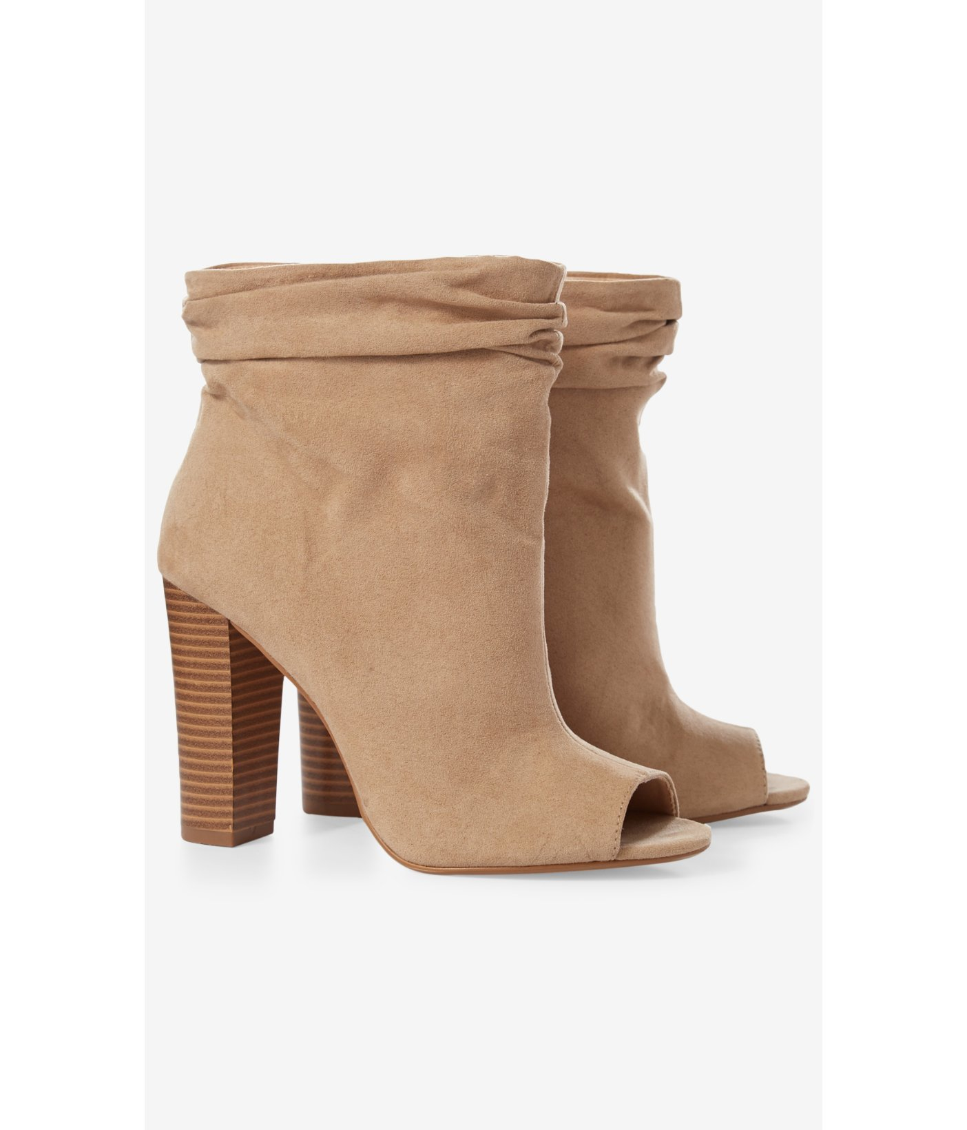 16a239c2aaa01 ... Strap Ankle Booties Express online shop 45bcb 7dc74  Gallery. Women s Peep  Toe Booties get cheap 41156 a5a62 ...