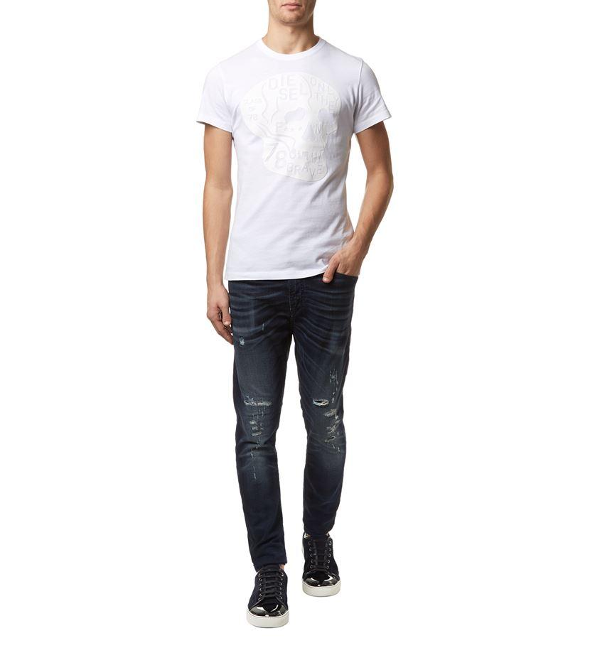 diesel spender jogg jeans in blue for men lyst. Black Bedroom Furniture Sets. Home Design Ideas