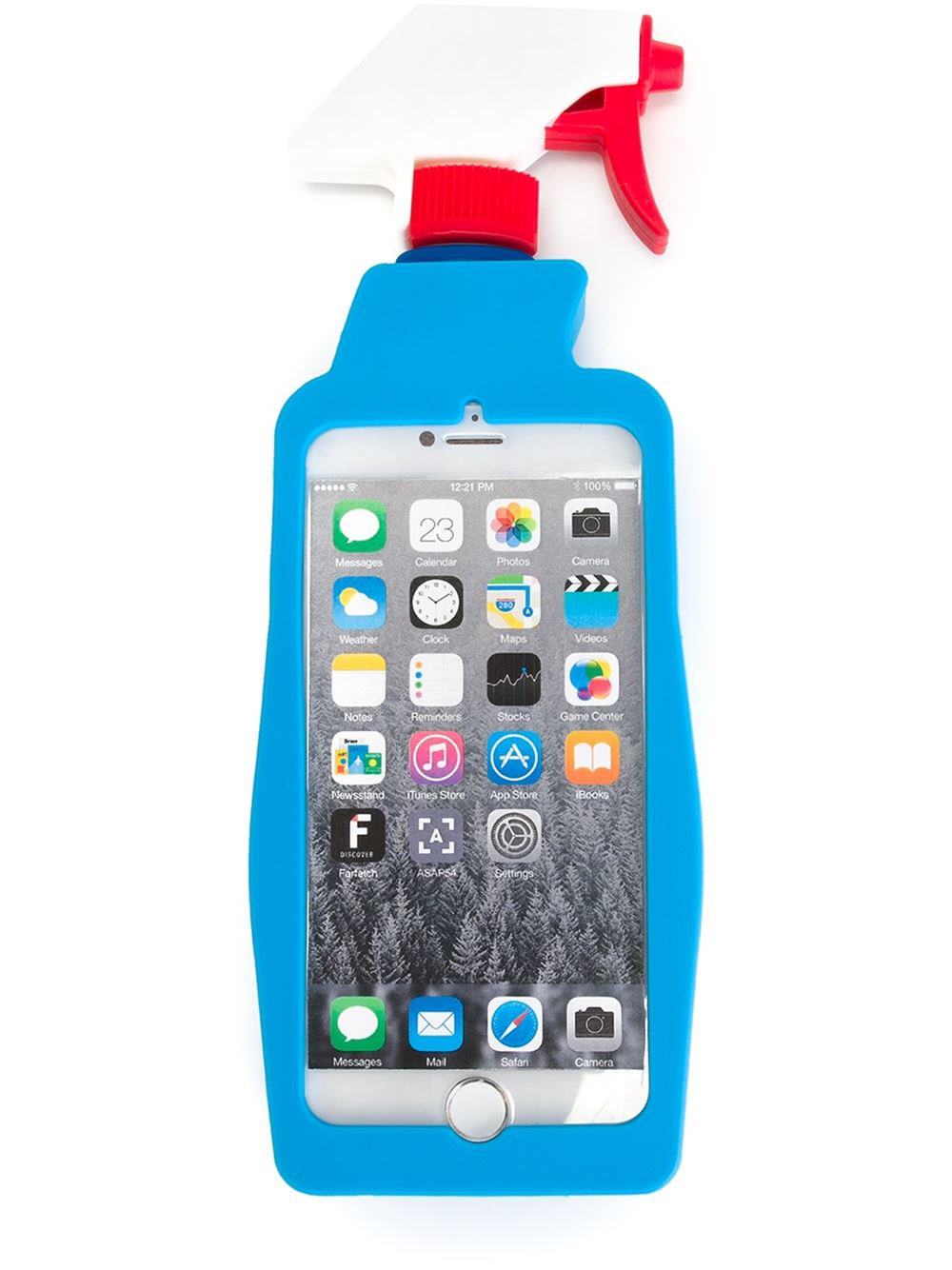 Moschino Fresh Iphone 6 Cover in Multicolor