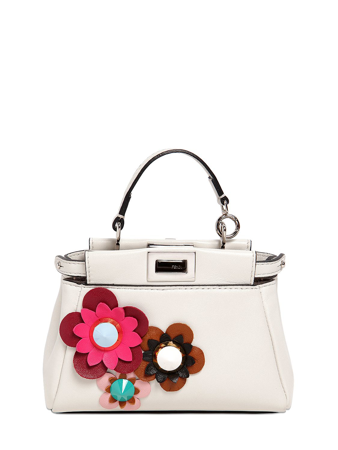 get fendi mini peekaboo sequin embellished bag 0c63a 36e81  low cost lyst  fendi micro peekaboo crossbody bag debb2 490a5 725234891aaff